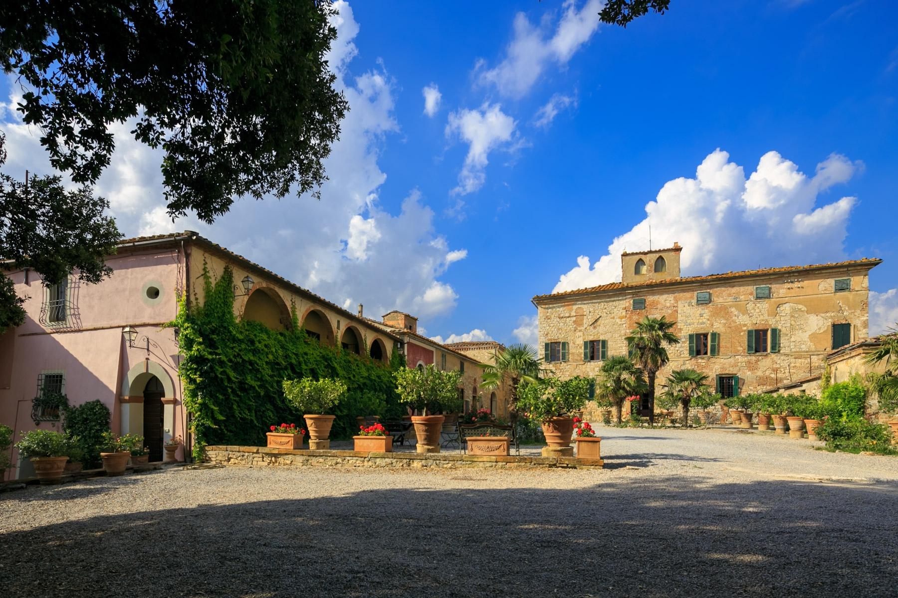 Villa in Vendita a Trequanda: 5 locali, 5200 mq - Foto 17