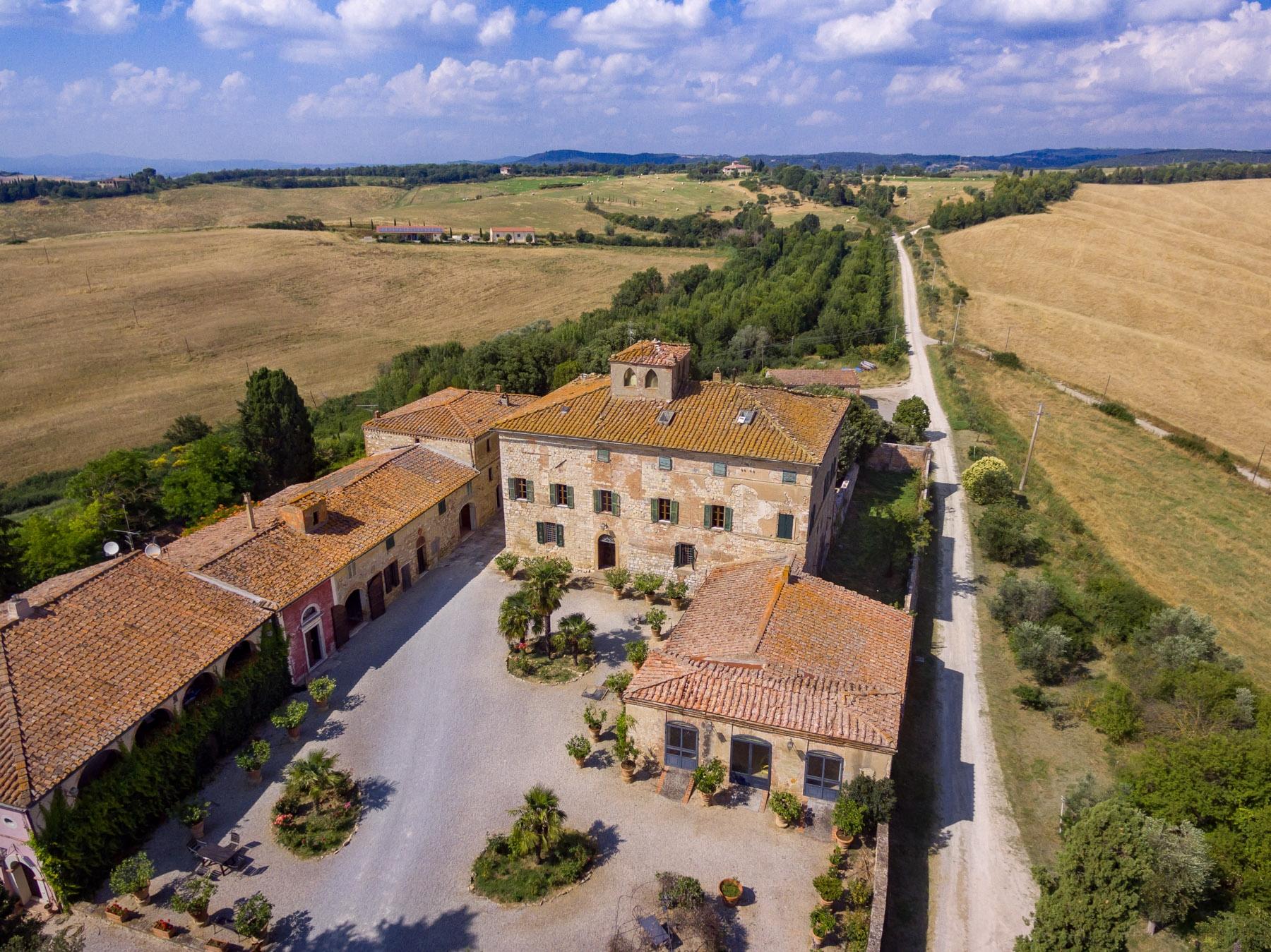 Villa in Vendita a Trequanda: 5 locali, 5200 mq - Foto 18