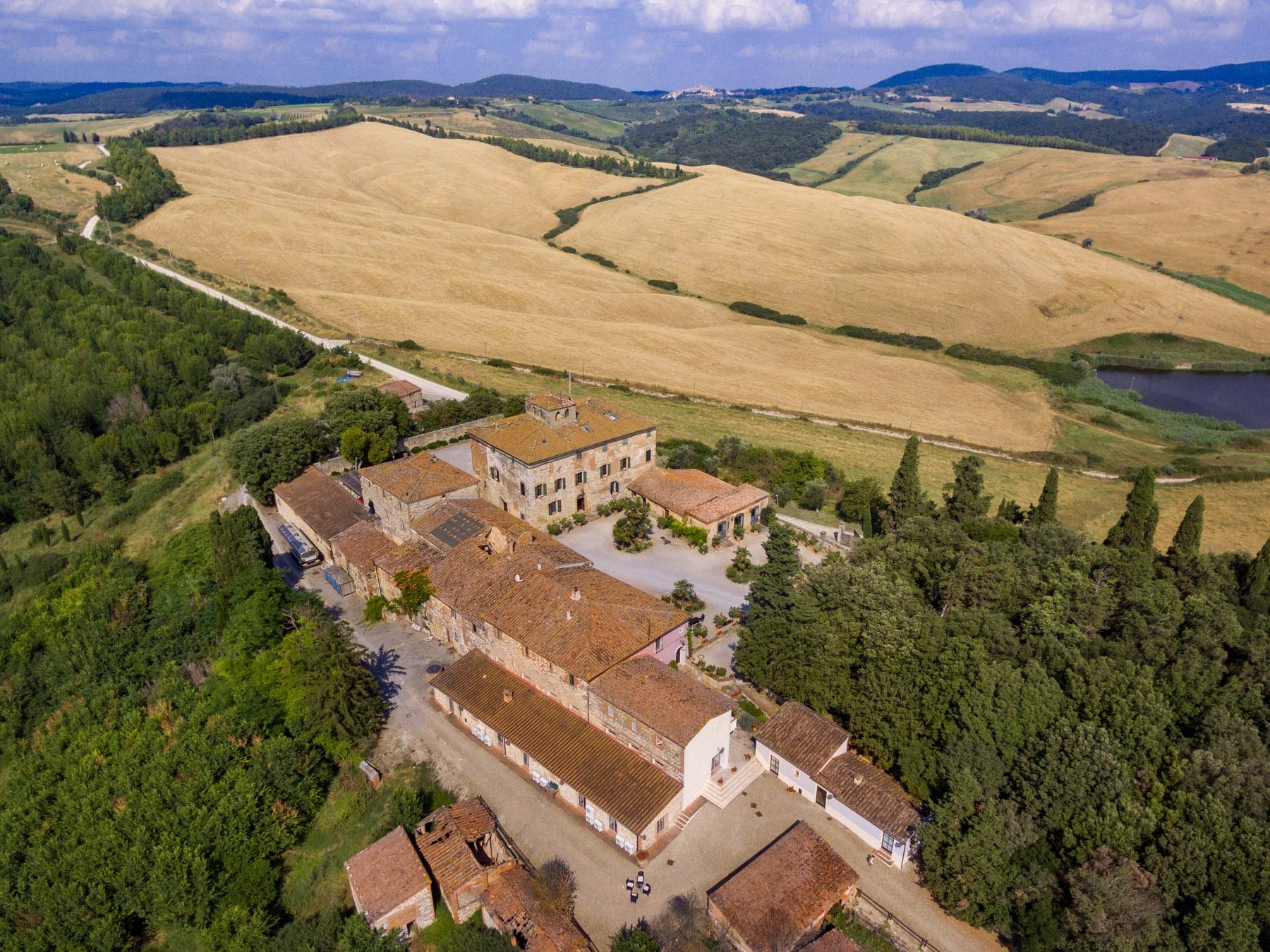 Villa in Vendita a Trequanda: 5 locali, 5200 mq - Foto 20
