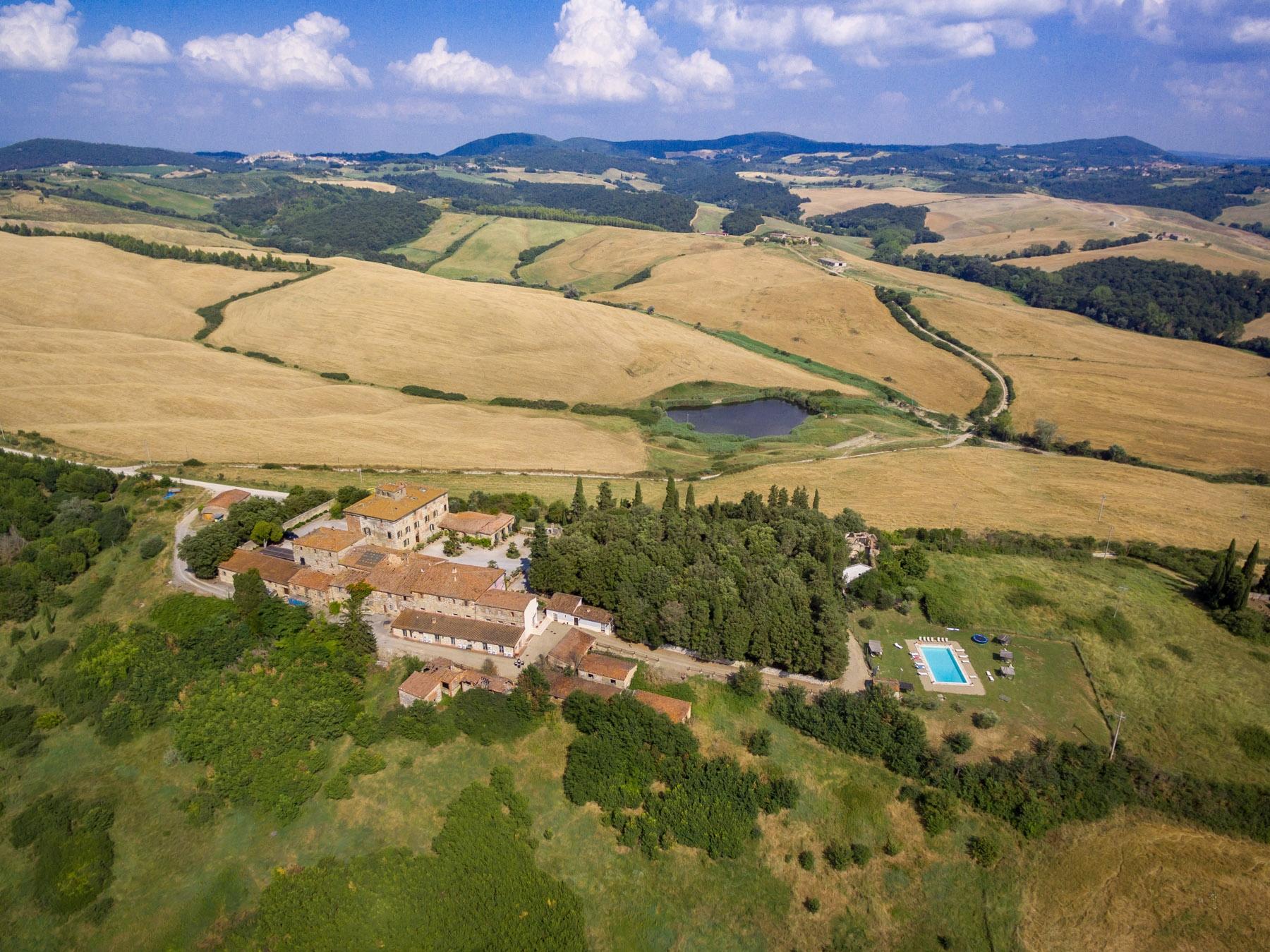 Villa in Vendita a Trequanda: 5 locali, 5200 mq - Foto 21