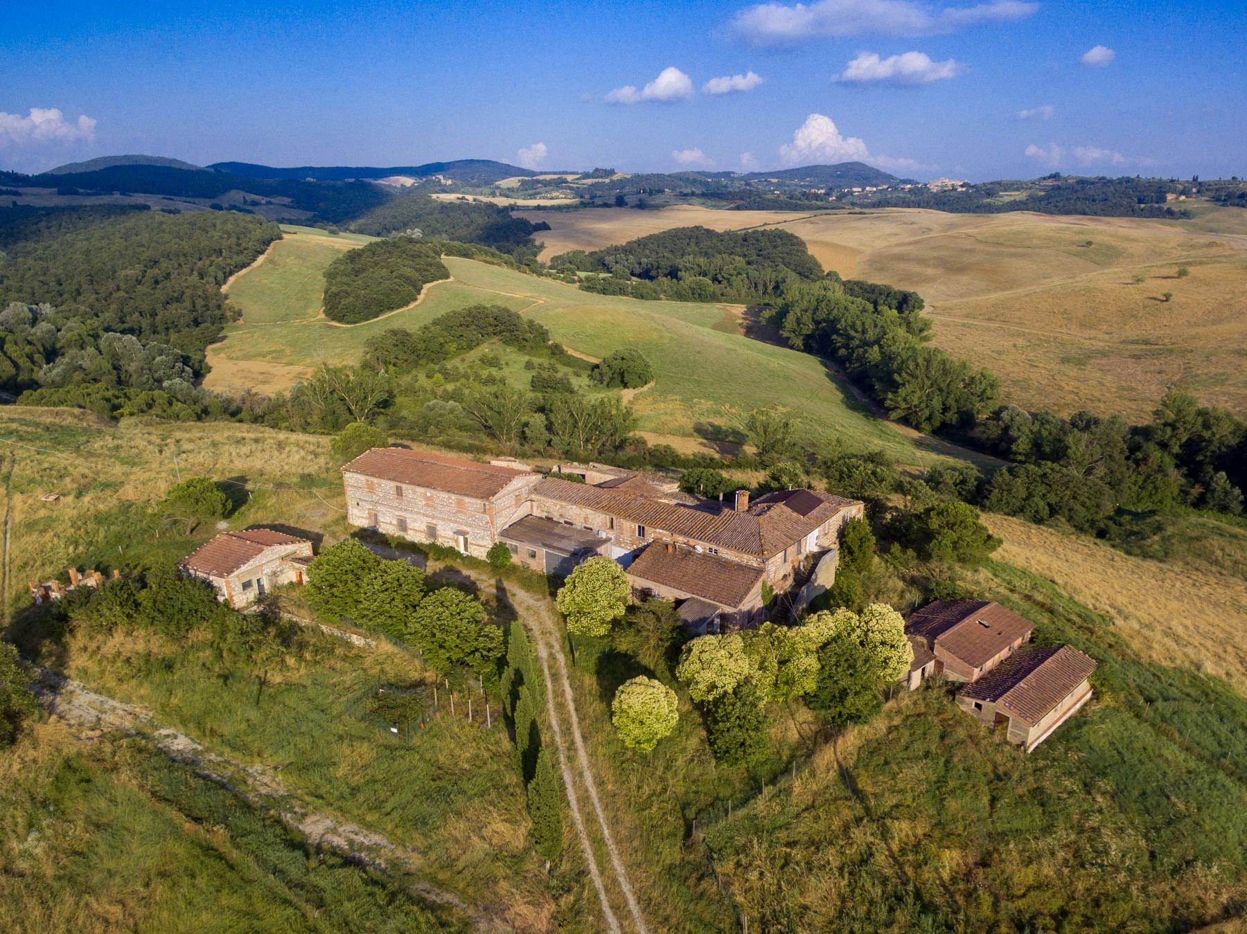Villa in Vendita a Trequanda: 5 locali, 5200 mq - Foto 22