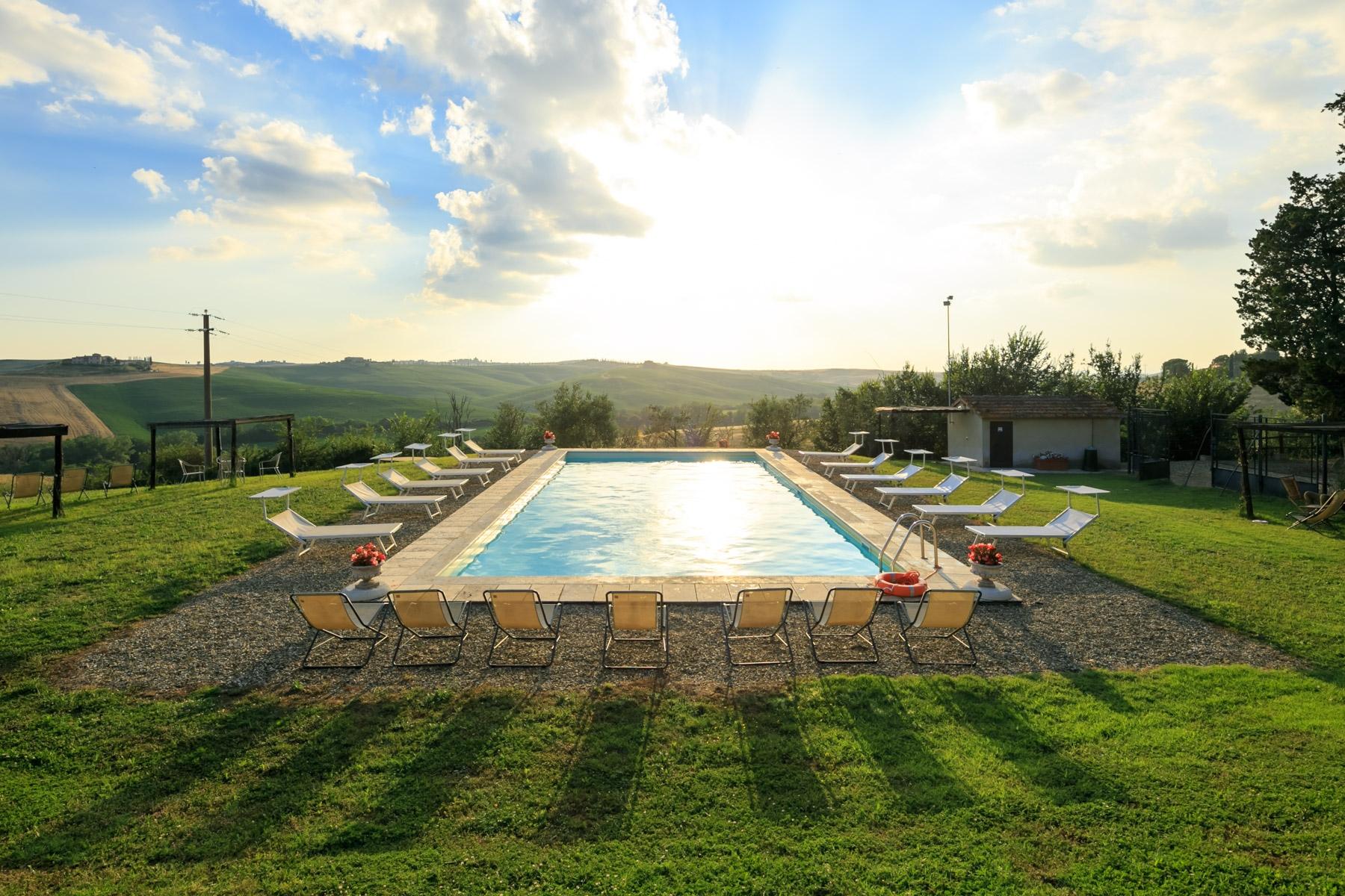 Villa in Vendita a Trequanda: 5 locali, 5200 mq - Foto 23