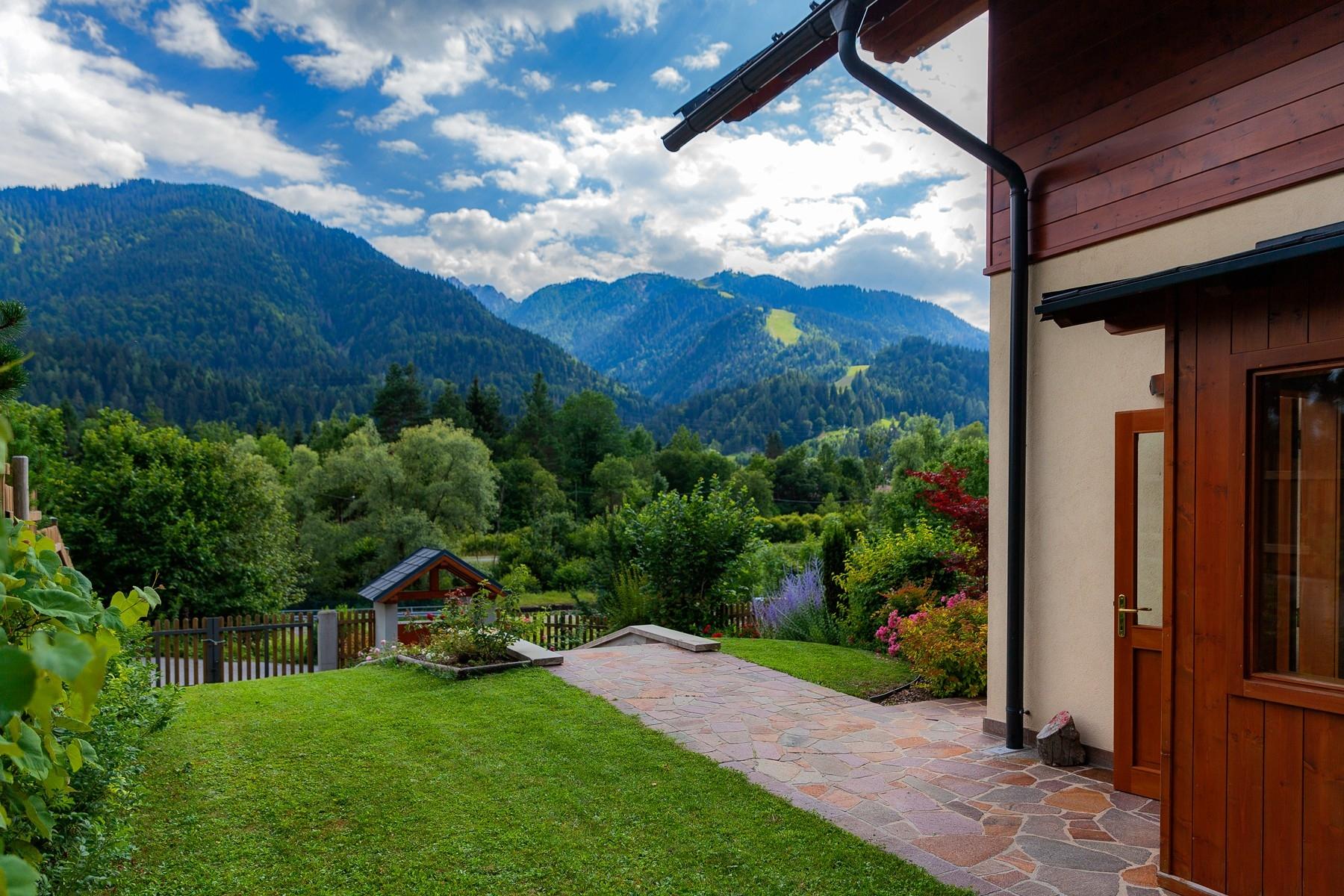 Casa indipendente in Vendita a Tarvisio: 5 locali, 300 mq - Foto 3