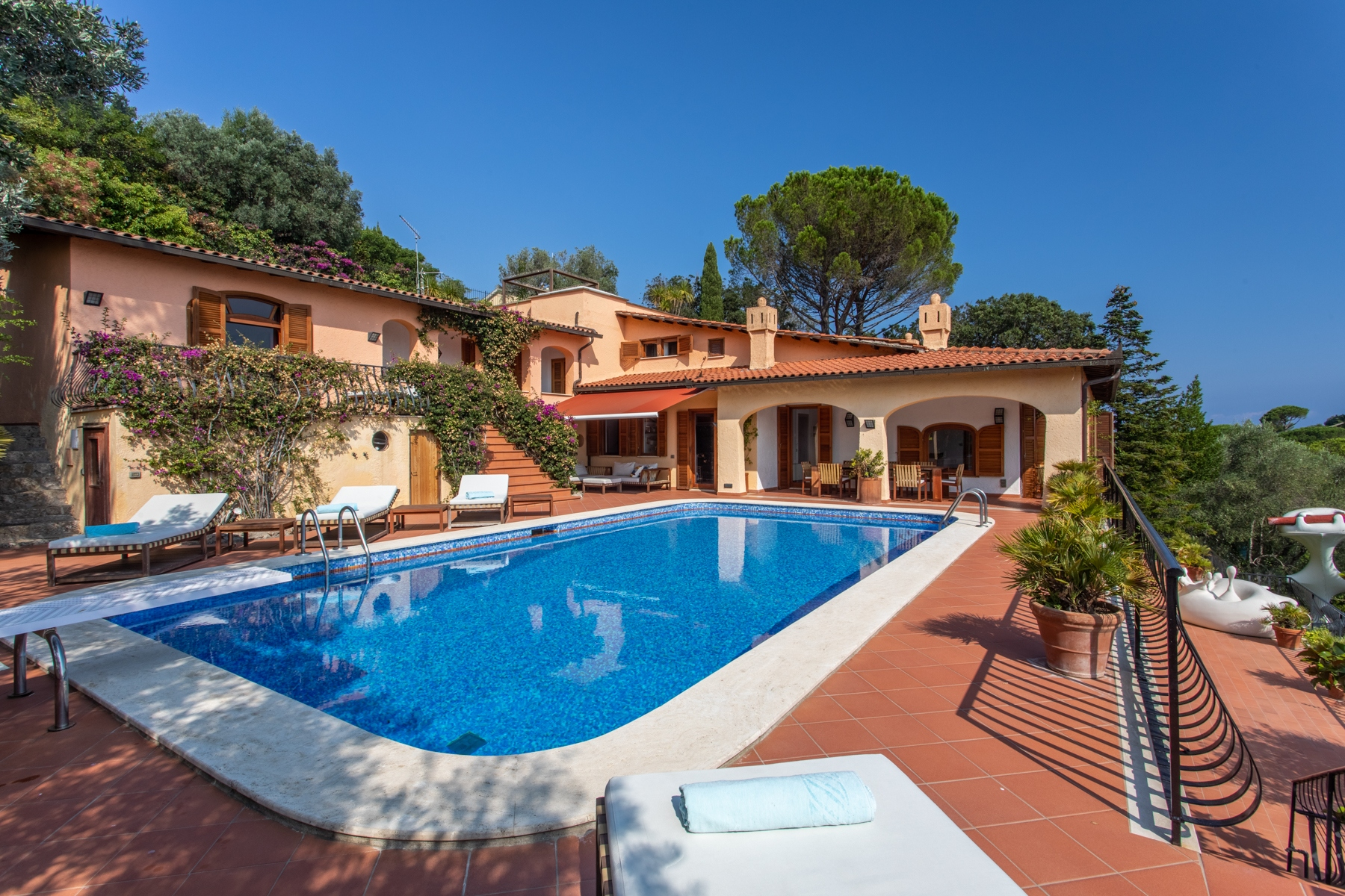 Villa in Vendita a Monte Argentario via dell'olmo