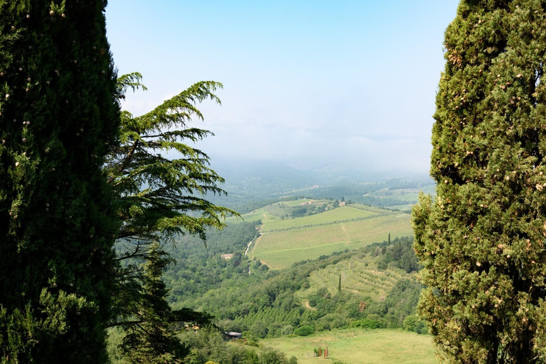 Villa in Vendita a Greve In Chianti: 5 locali, 491 mq - Foto 30