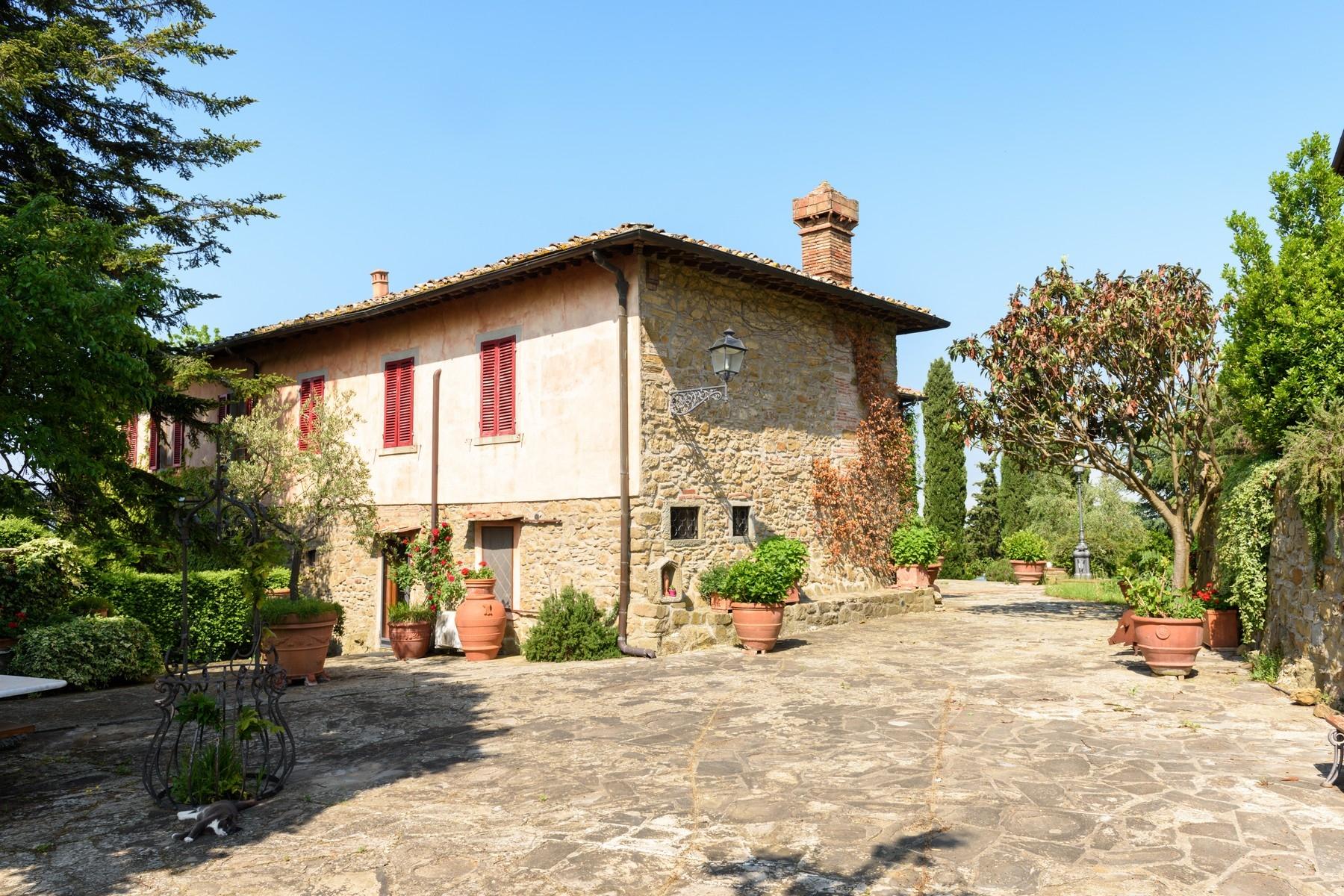 Villa in Vendita a Greve In Chianti: 5 locali, 491 mq - Foto 28