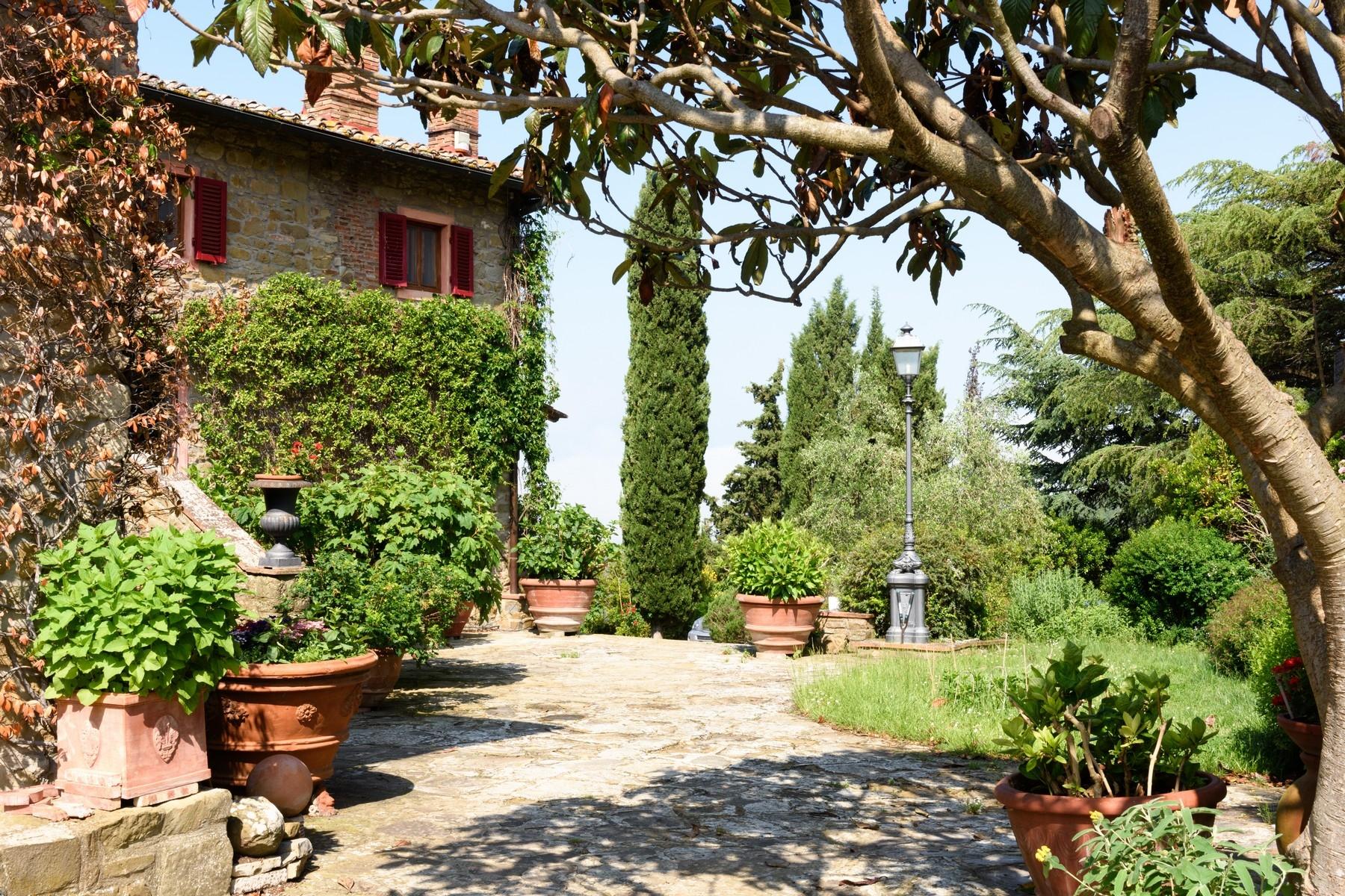 Villa in Vendita a Greve In Chianti: 5 locali, 491 mq - Foto 27