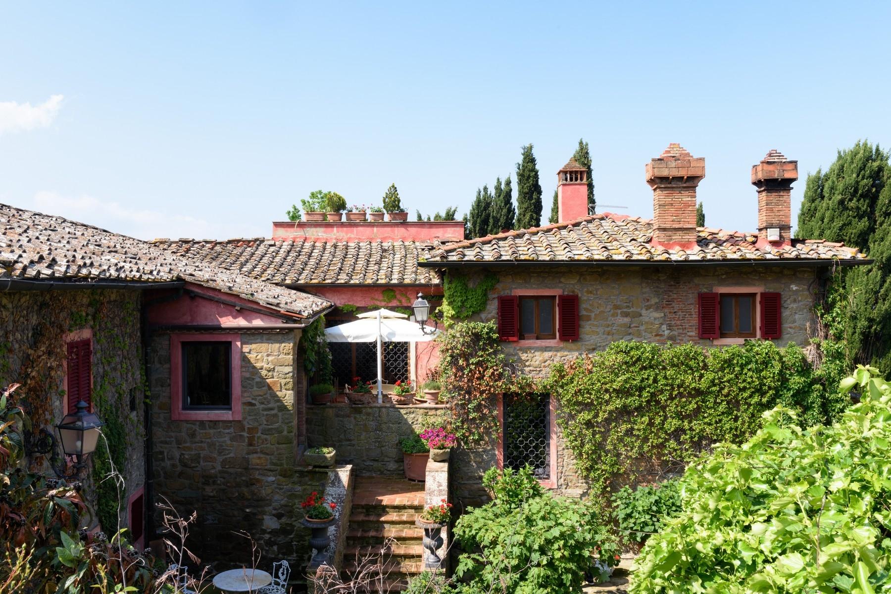 Villa in Vendita a Greve In Chianti: 5 locali, 491 mq - Foto 2
