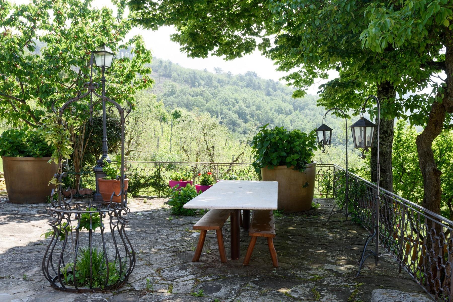 Villa in Vendita a Greve In Chianti: 5 locali, 491 mq - Foto 3