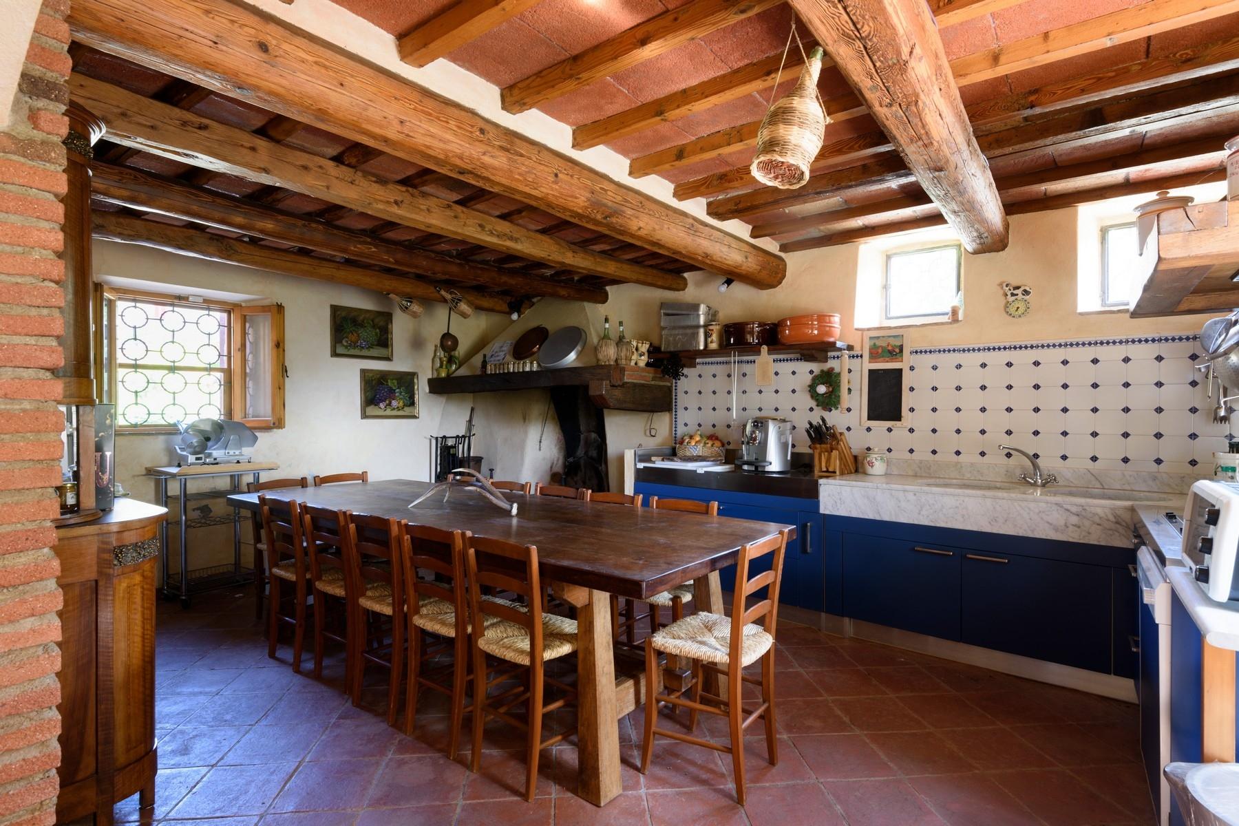 Villa in Vendita a Greve In Chianti: 5 locali, 491 mq - Foto 11
