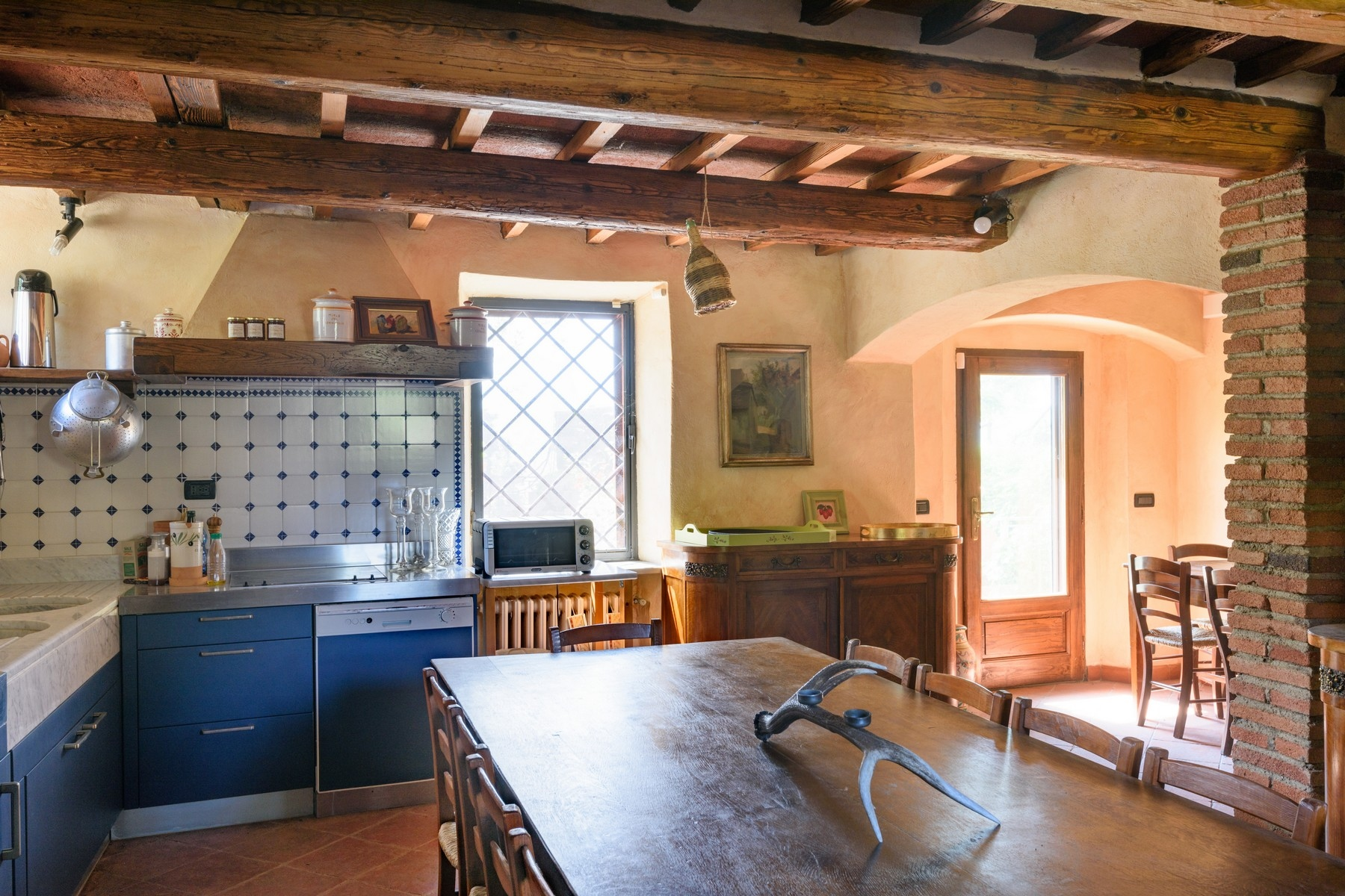 Villa in Vendita a Greve In Chianti: 5 locali, 491 mq - Foto 7