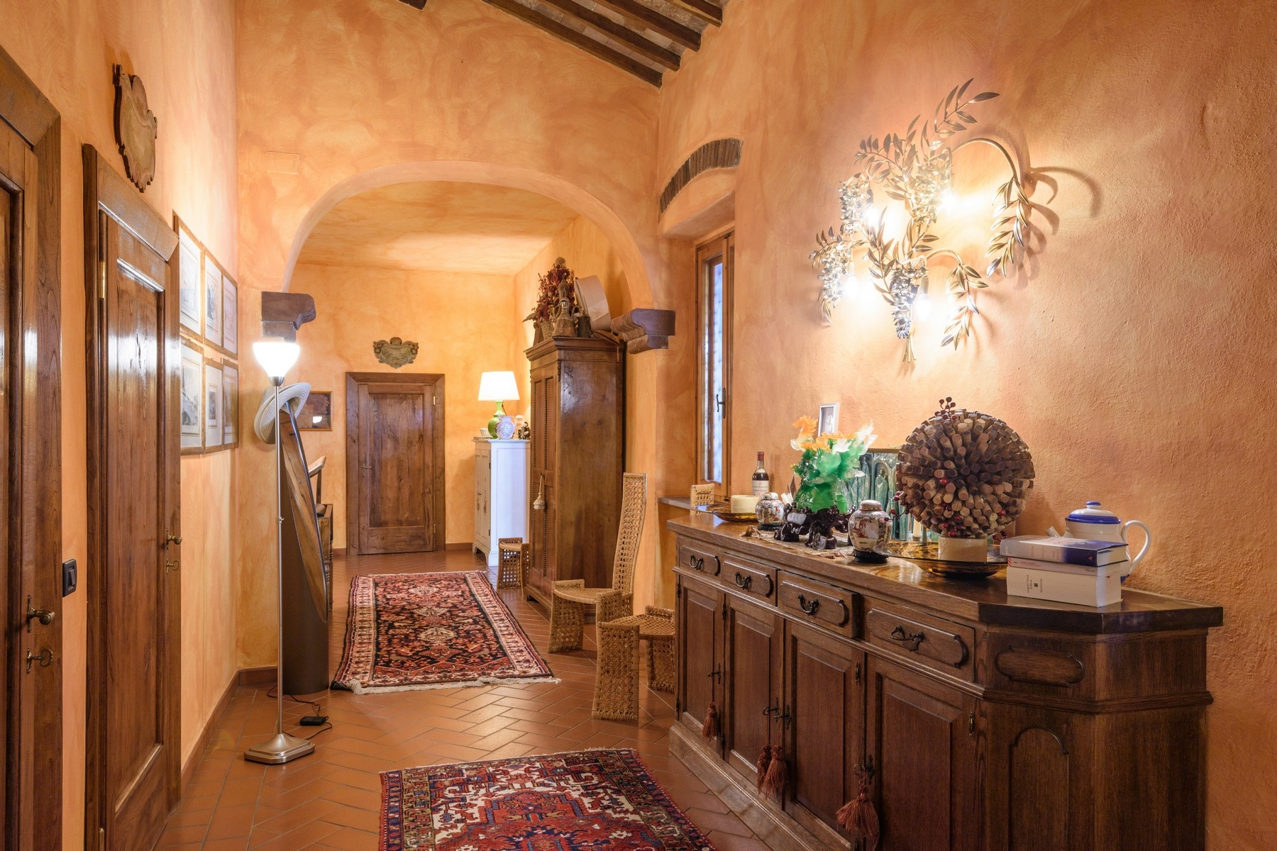 Villa in Vendita a Greve In Chianti: 5 locali, 491 mq - Foto 5