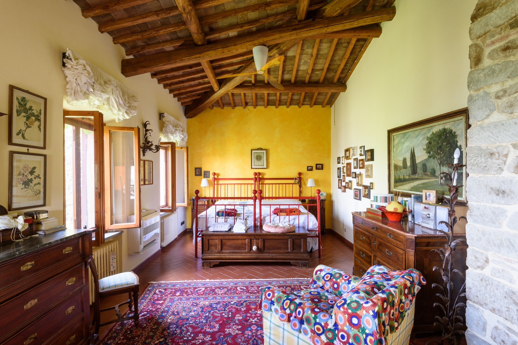Villa in Vendita a Greve In Chianti: 5 locali, 491 mq - Foto 9