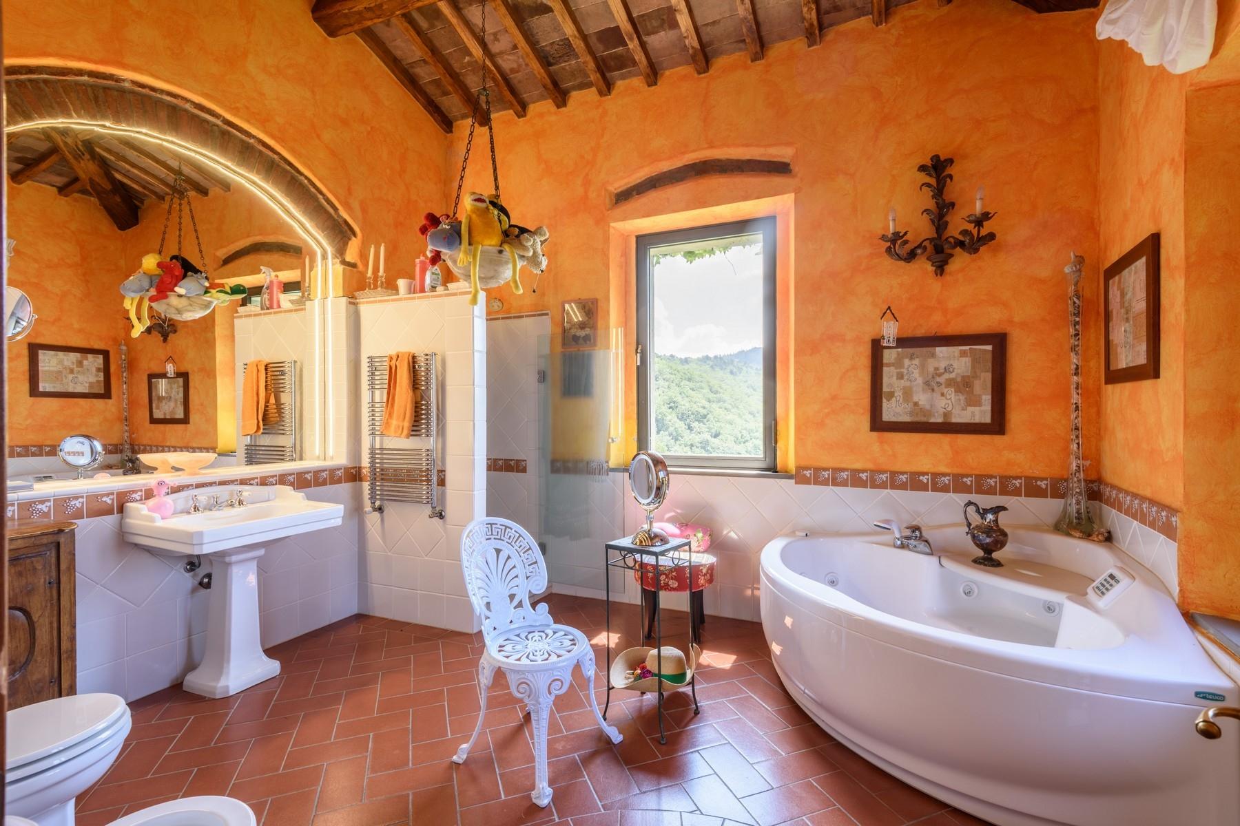 Villa in Vendita a Greve In Chianti: 5 locali, 491 mq - Foto 18