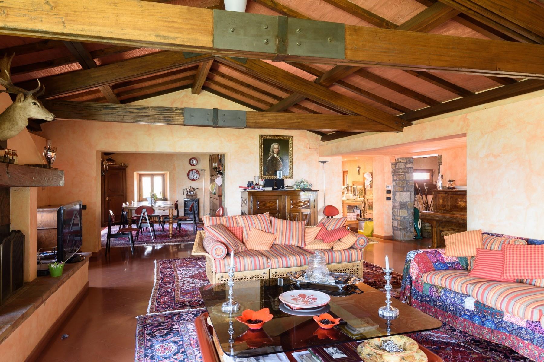 Villa in Vendita a Greve In Chianti: 5 locali, 491 mq - Foto 6