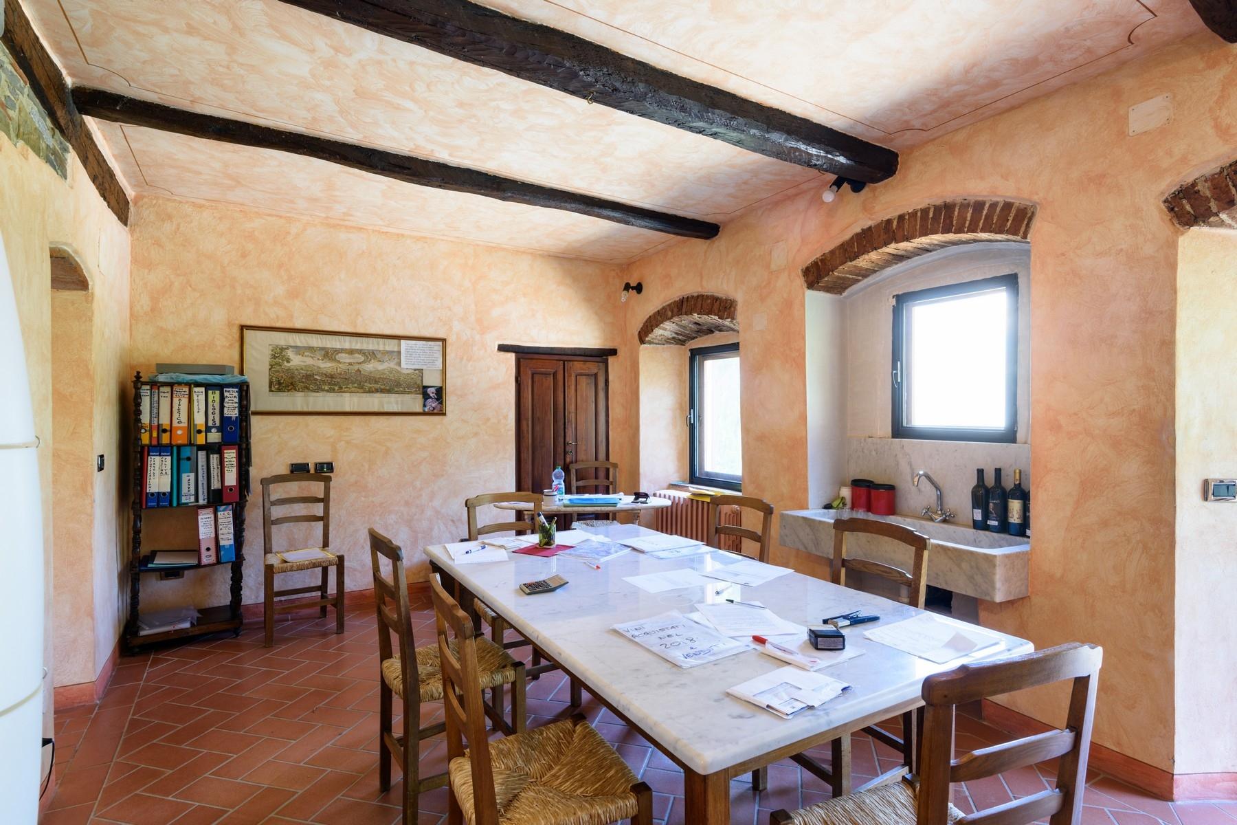 Villa in Vendita a Greve In Chianti: 5 locali, 491 mq - Foto 20
