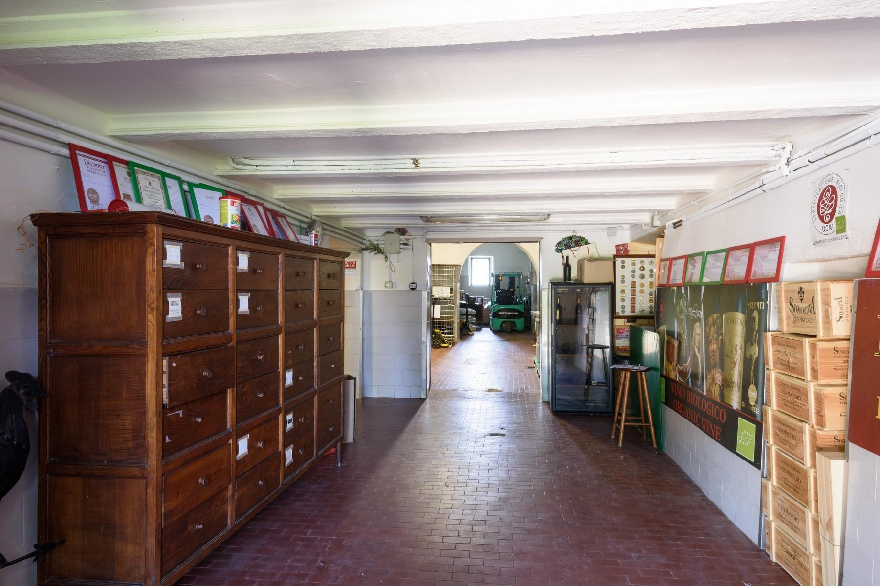 Villa in Vendita a Greve In Chianti: 5 locali, 491 mq - Foto 24