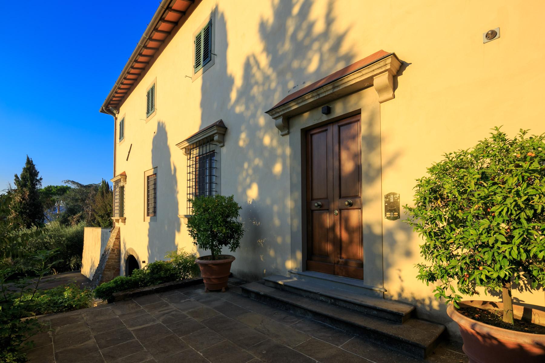 Villa in Vendita a Firenze Semicentro Ovest: 5 locali, 350 mq