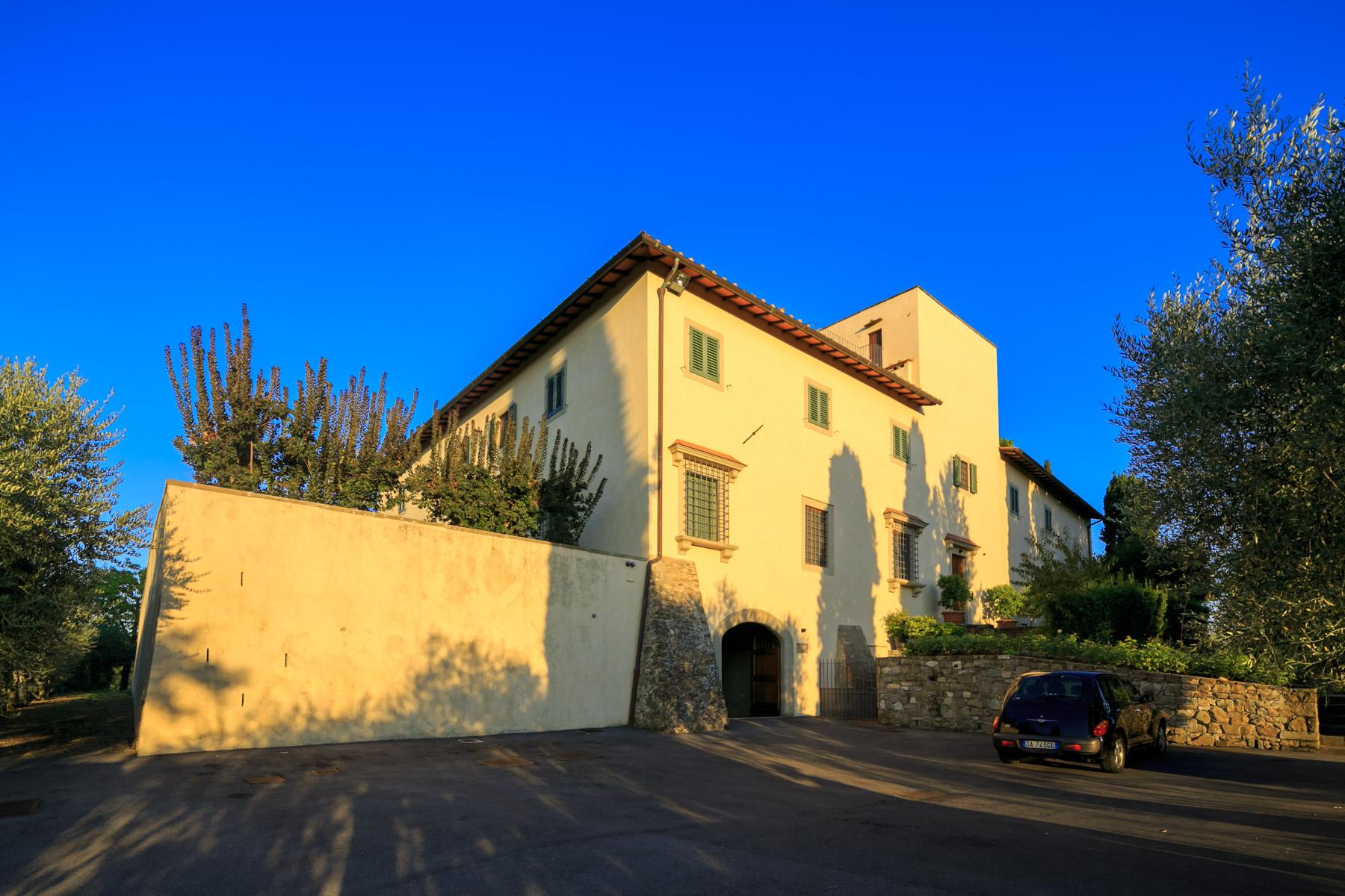 Appartamento in Affitto a Firenze Semicentro Ovest: 5 locali, 220 mq