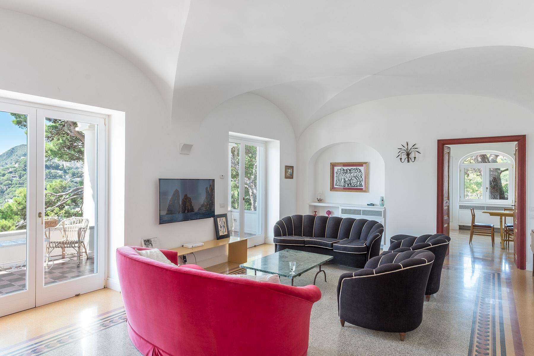 Villa in Vendita a Capri: 5 locali, 450 mq - Foto 8