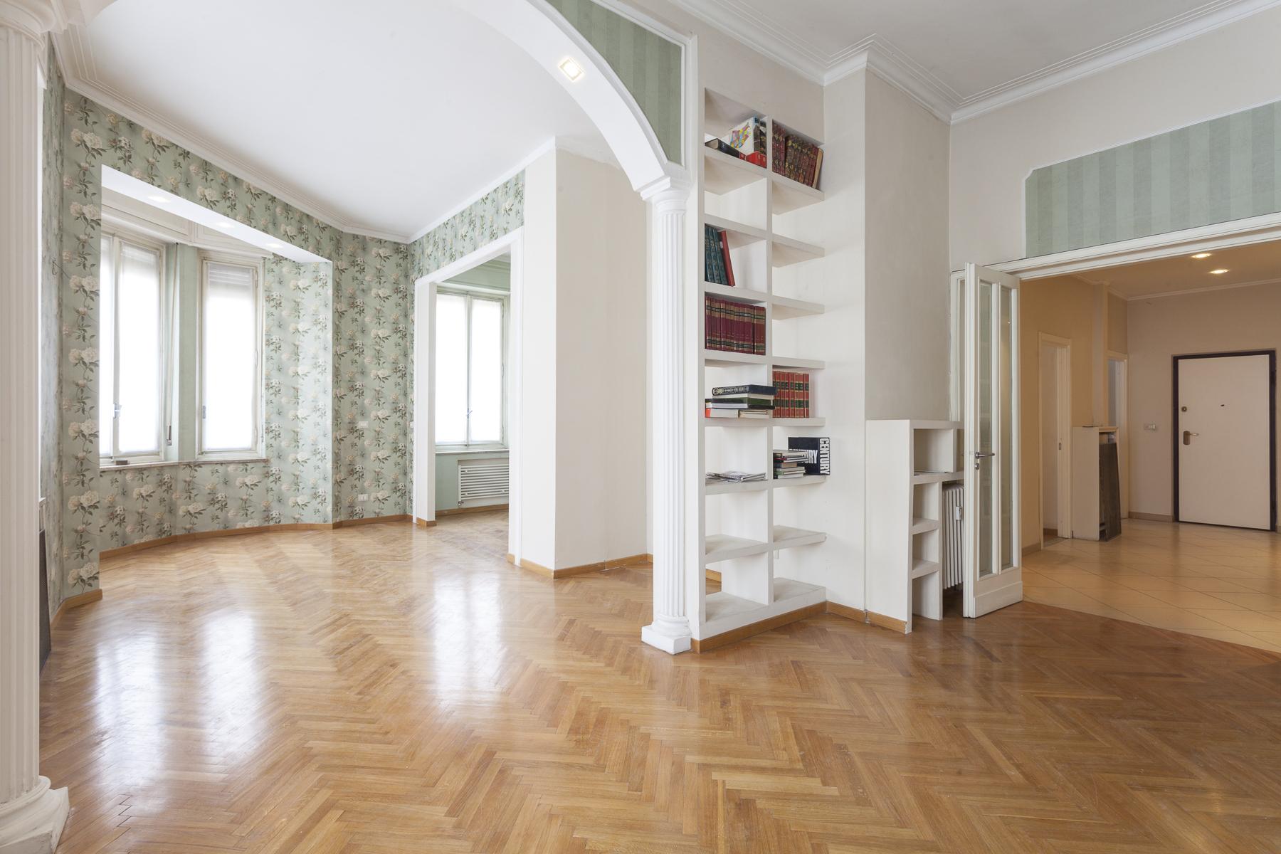 Appartamento in Vendita a Torino: 4 locali, 140 mq