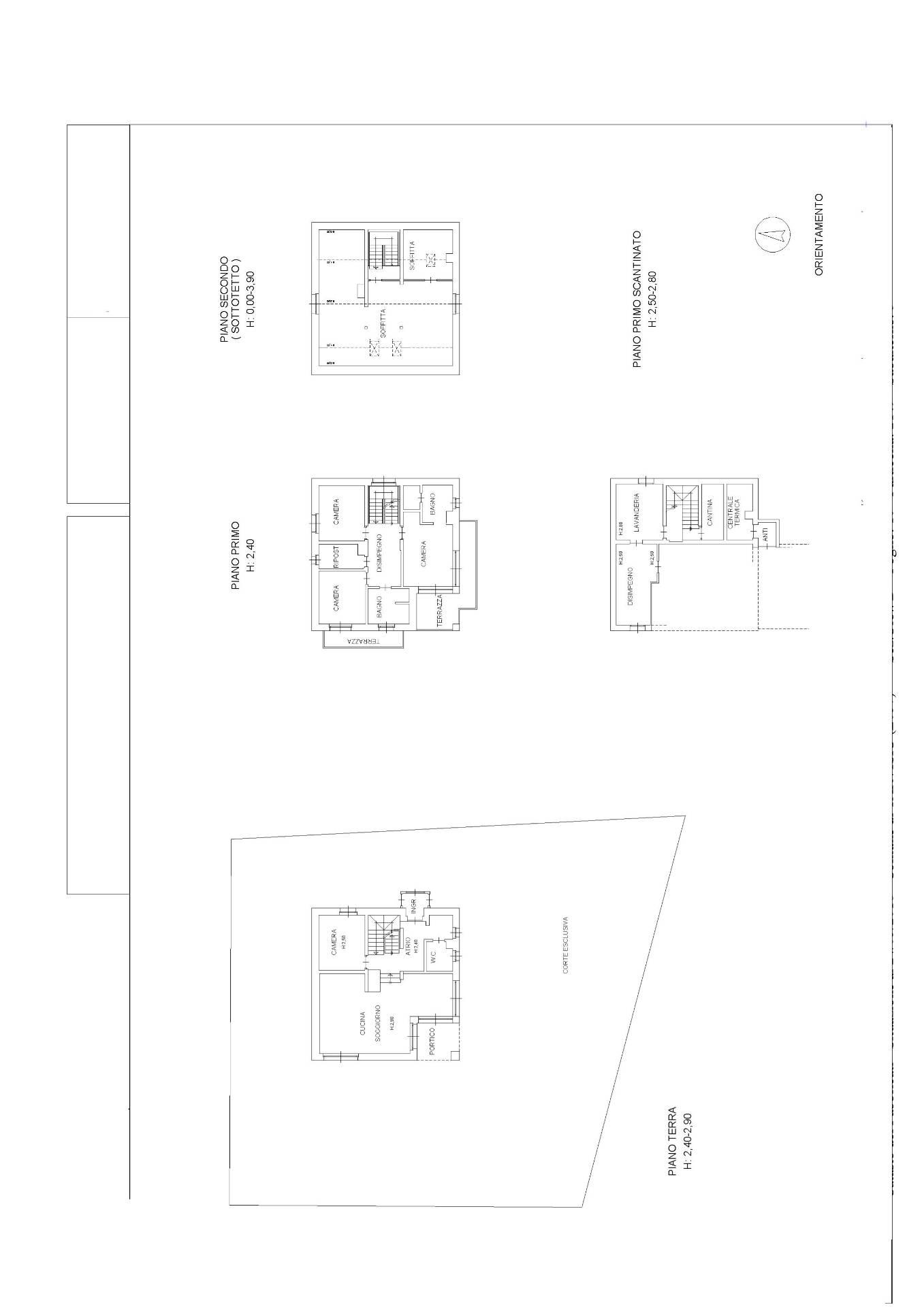 Casa indipendente in Vendita a Tarvisio: 5 locali, 300 mq - Foto 29