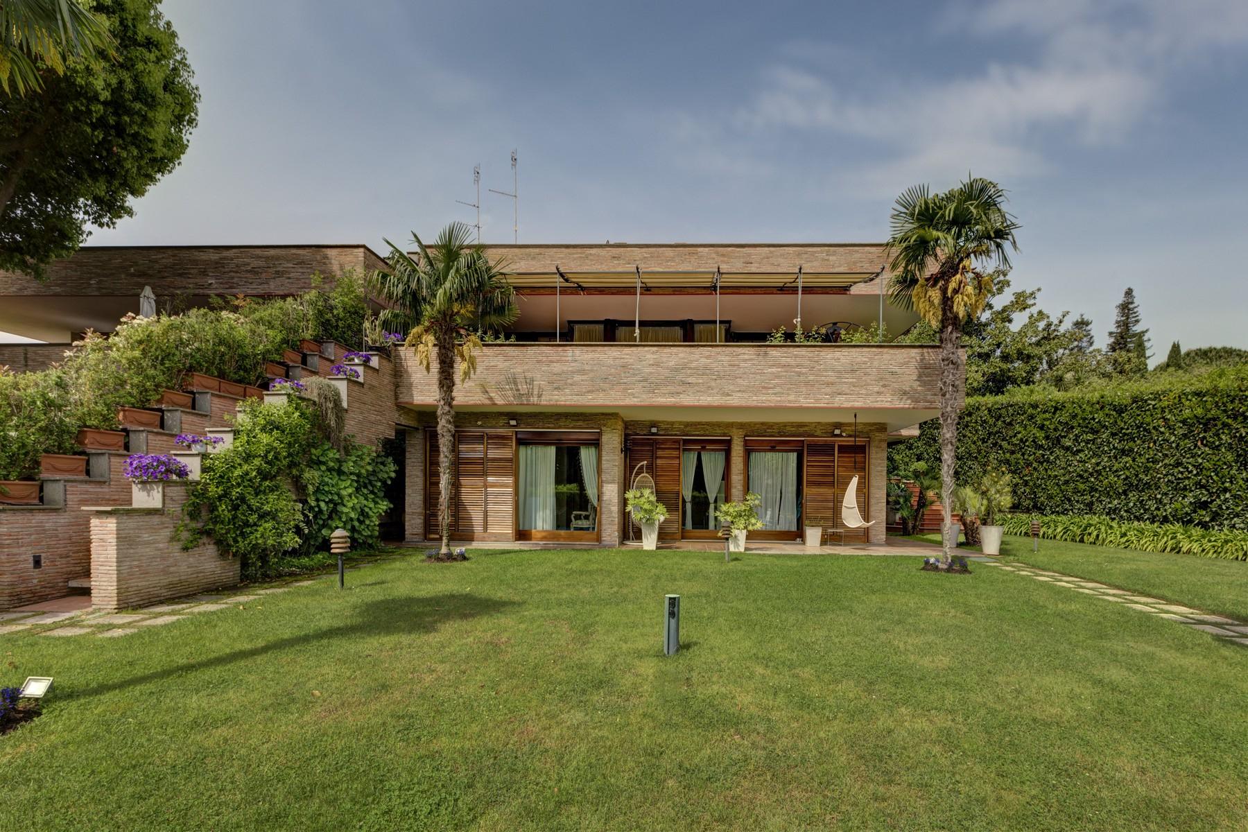Villa in Vendita a Roma: 5 locali, 590 mq - Foto 3