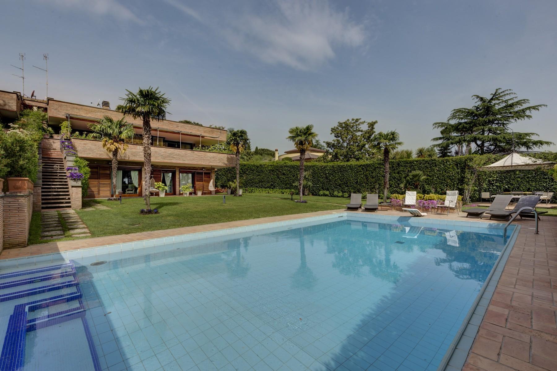 Villa in Vendita a Roma: 5 locali, 590 mq - Foto 2