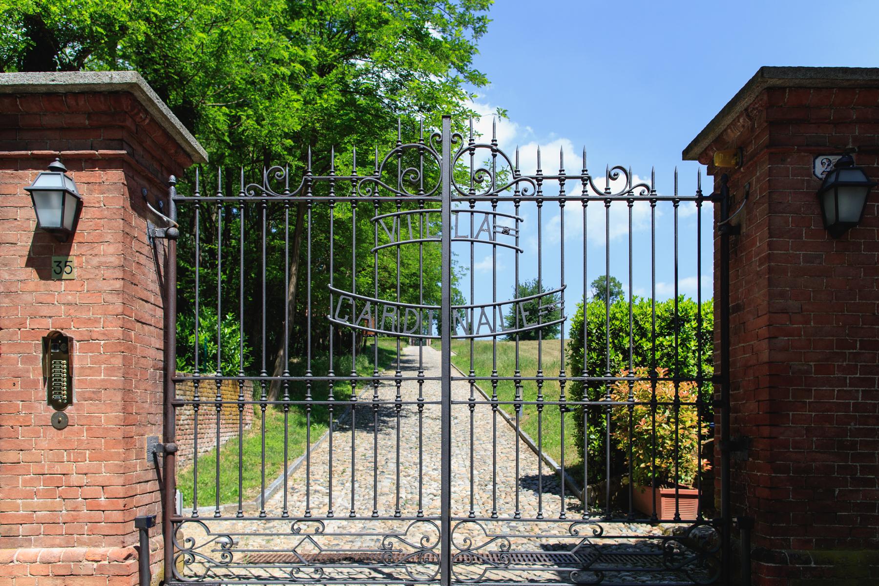 Casa indipendente in Vendita a Moncalieri: 5 locali, 370 mq - Foto 24