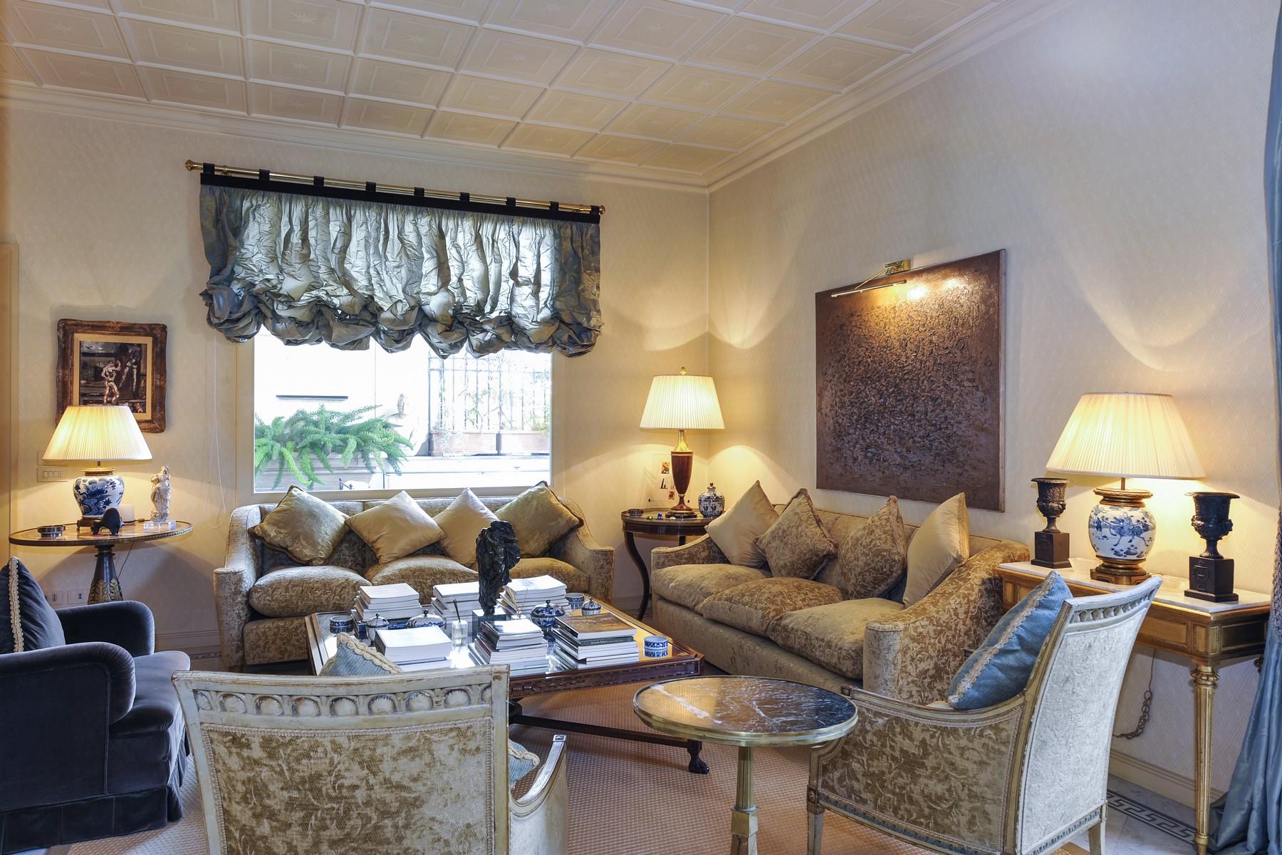 Appartamento in Vendita a Roma: 5 locali, 275 mq - Foto 5