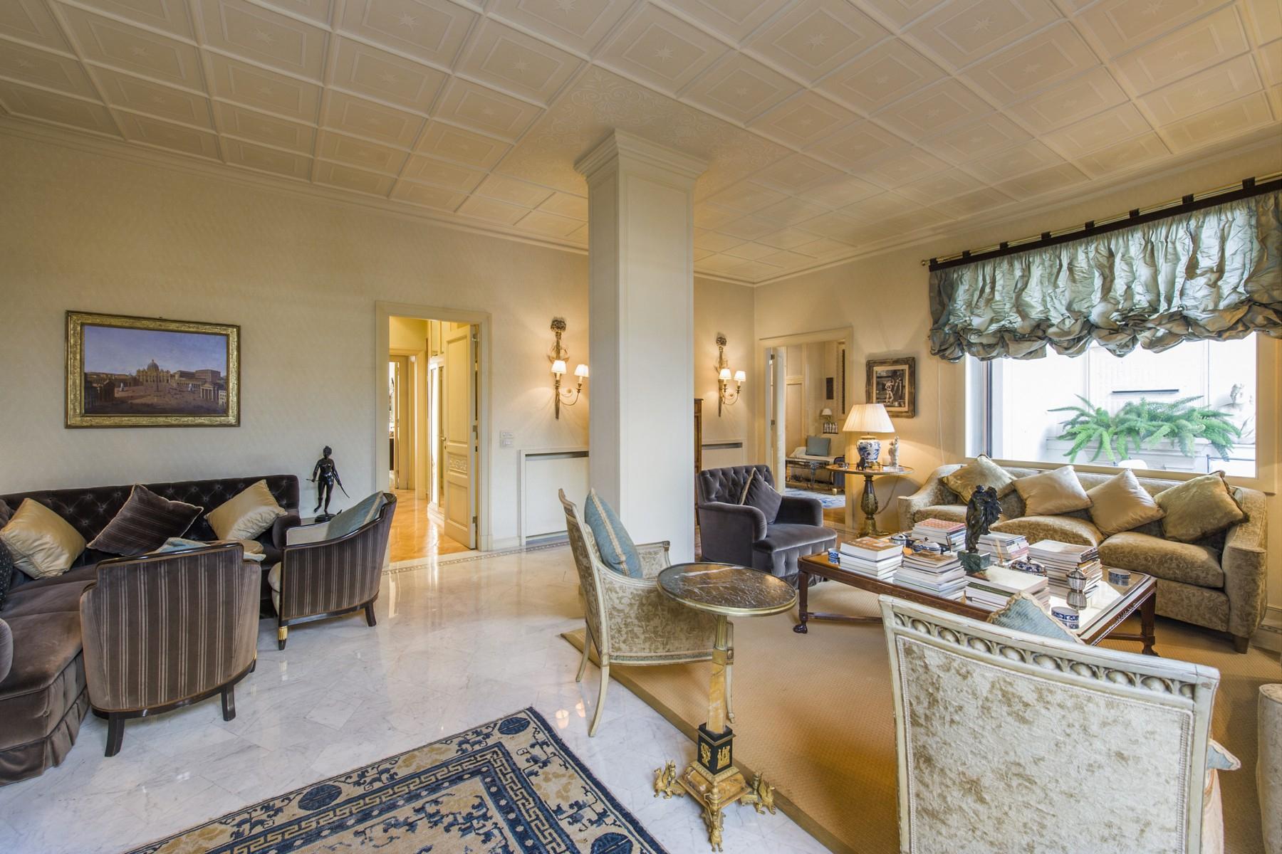 Appartamento in Vendita a Roma: 5 locali, 275 mq - Foto 8
