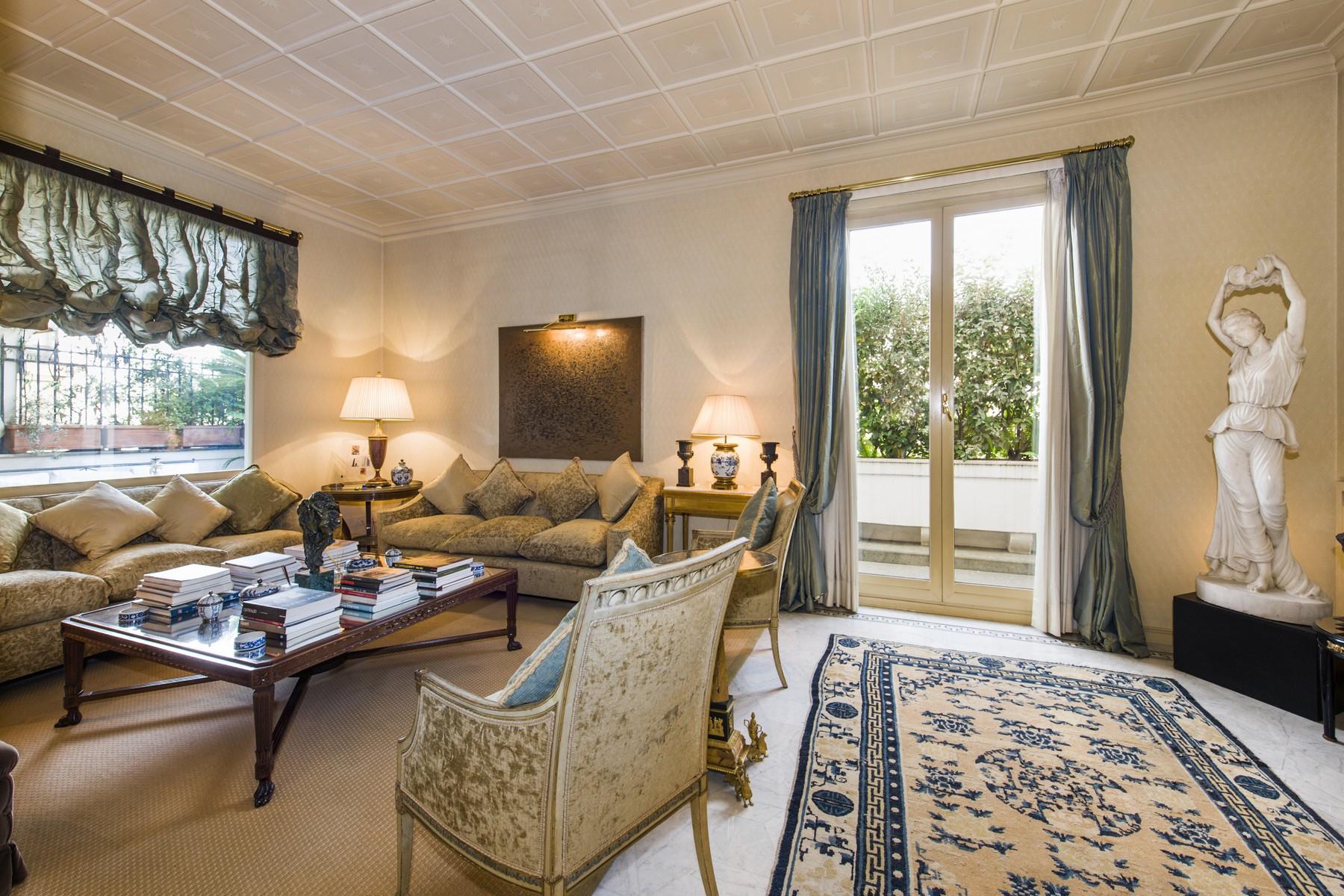 Appartamento in Vendita a Roma: 5 locali, 275 mq - Foto 4