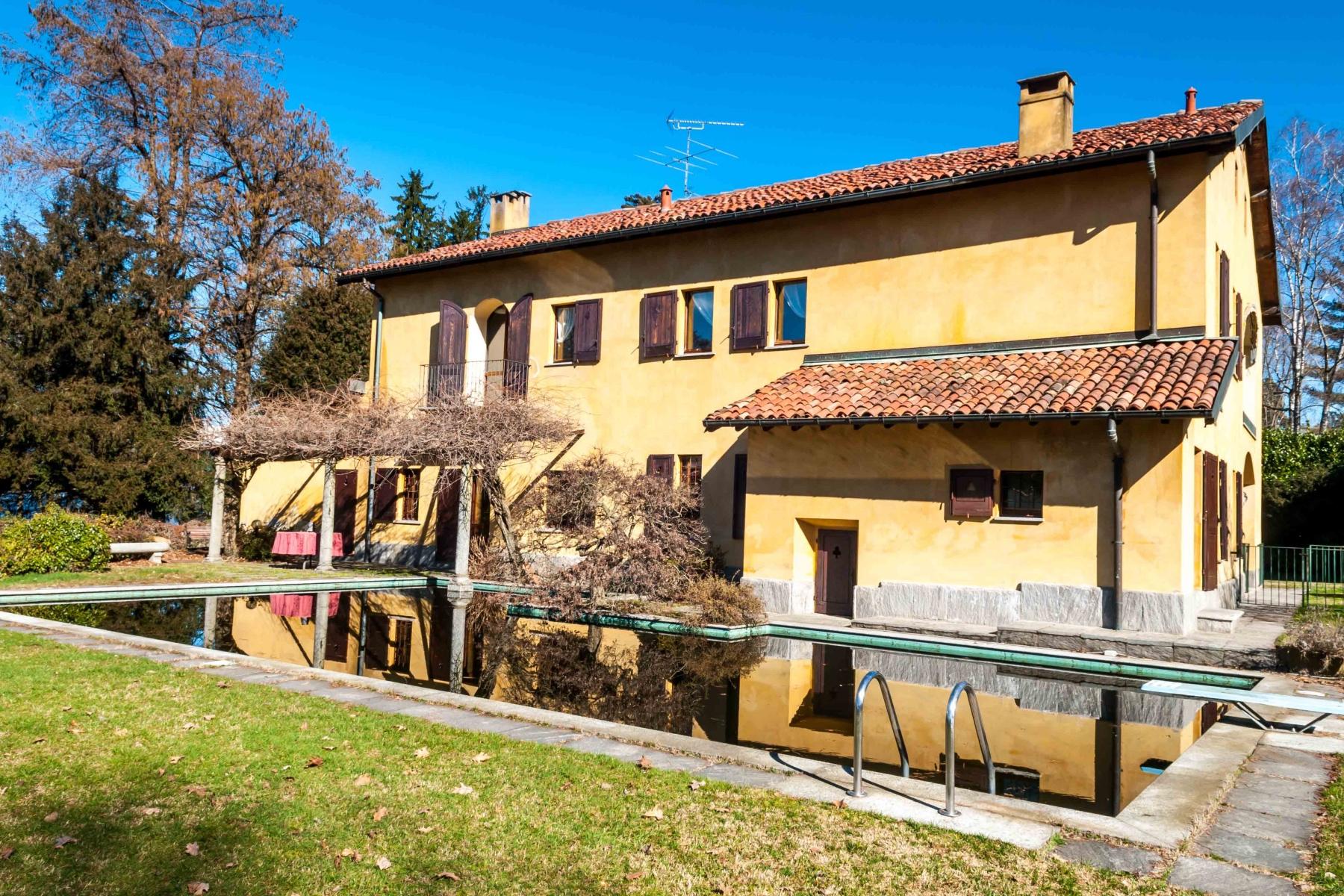 Villa in Vendita a Ispra via luigi cadorna