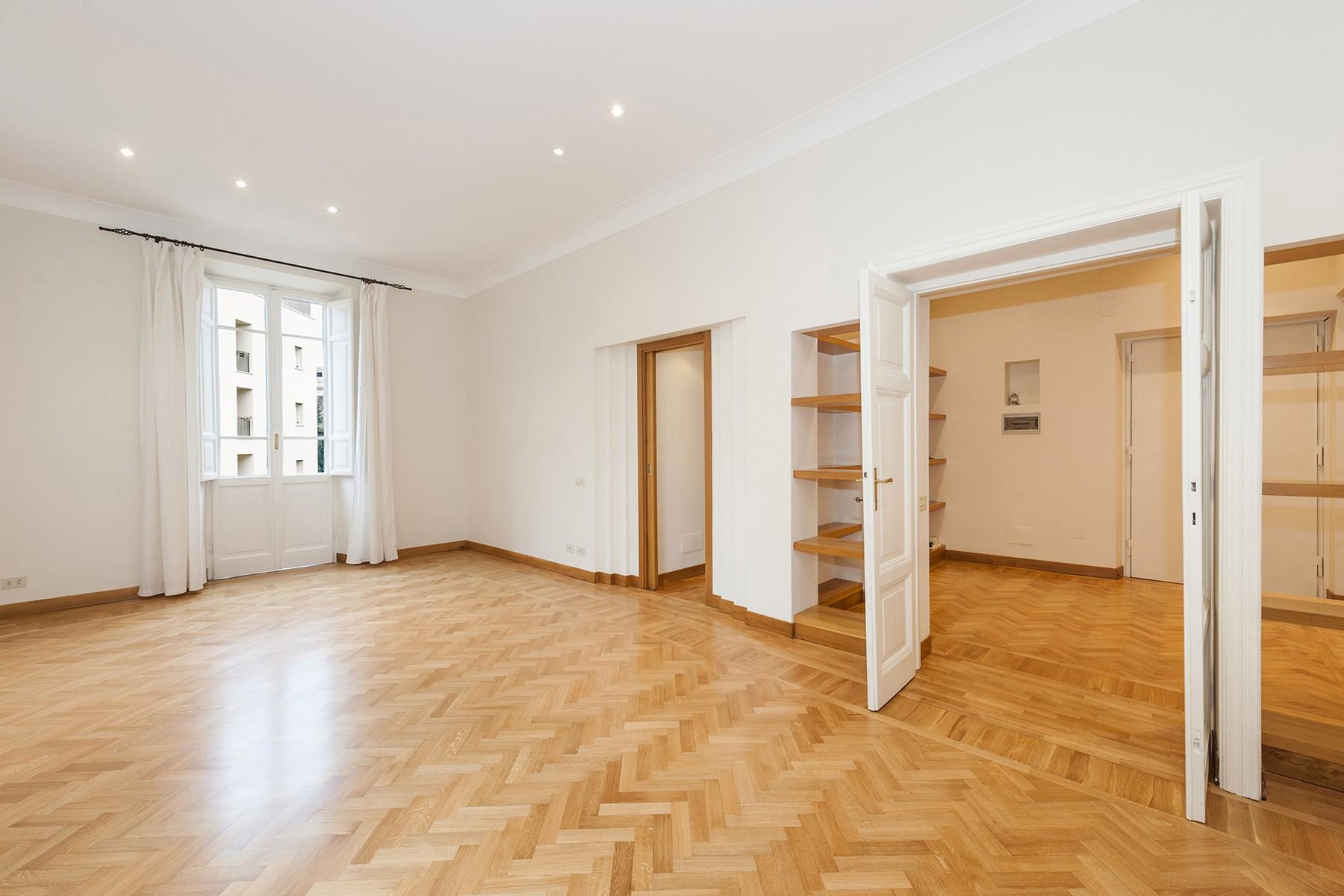 Appartamento in Affitto a Roma 02 Parioli / Pinciano / Flaminio: 4 locali, 115 mq