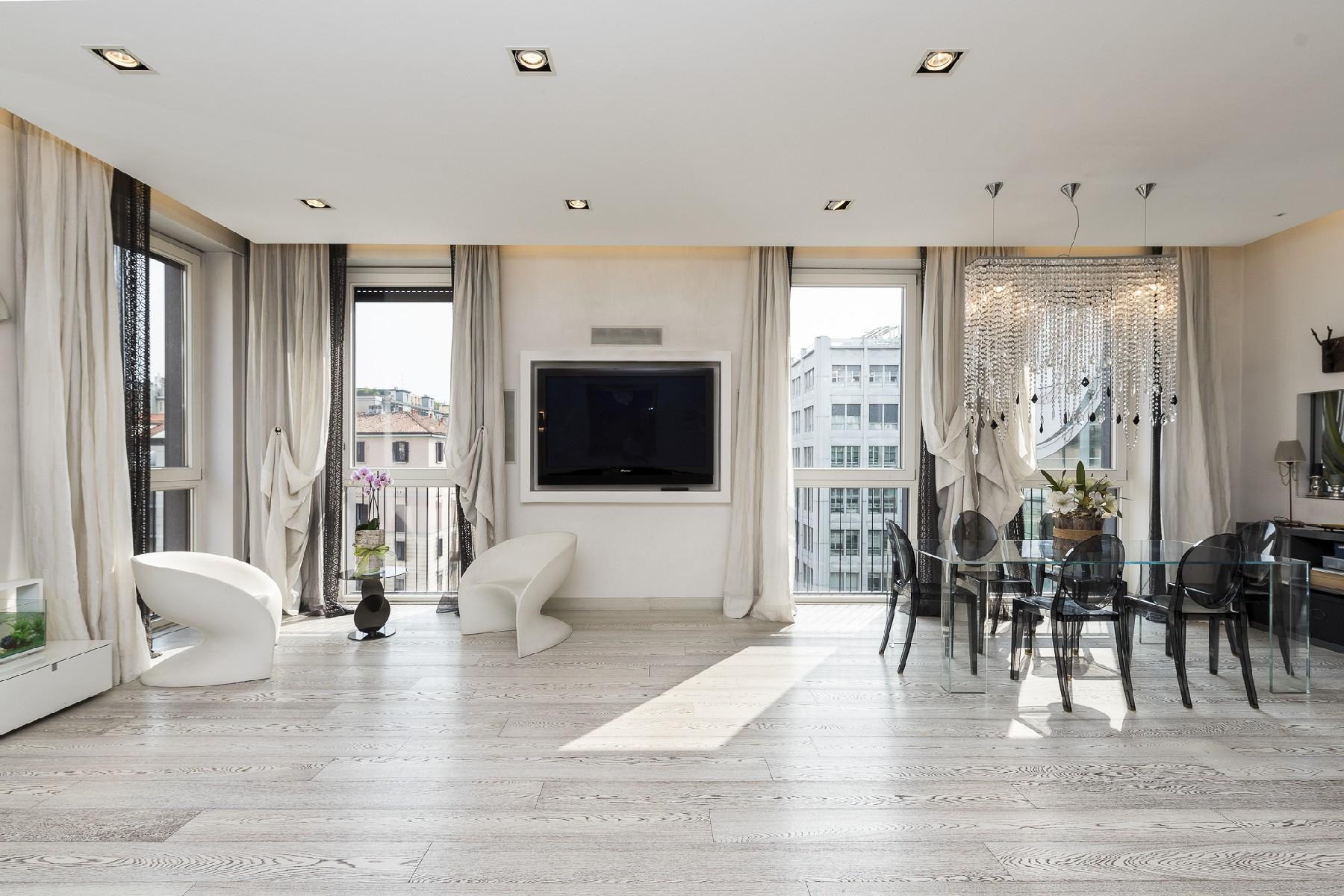 Appartamento in Vendita a Milano via della moscova