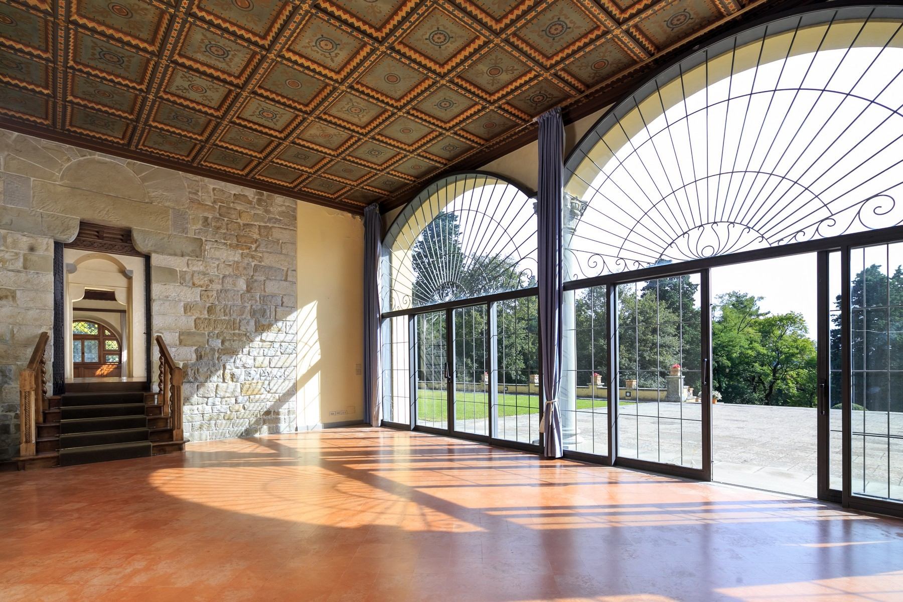 Villa in Vendita a Fiesole: 5 locali, 2200 mq - Foto 5
