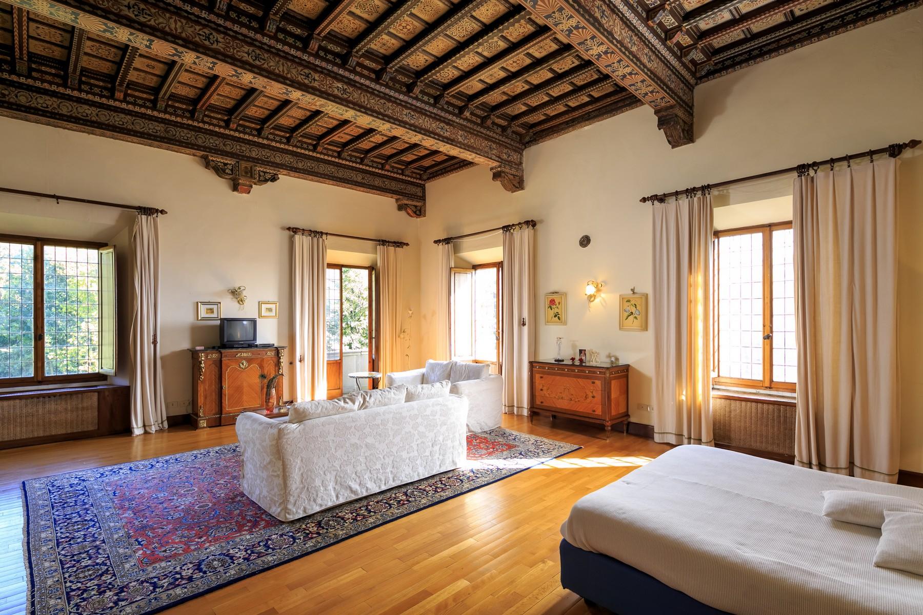 Villa in Vendita a Fiesole: 5 locali, 2200 mq - Foto 9