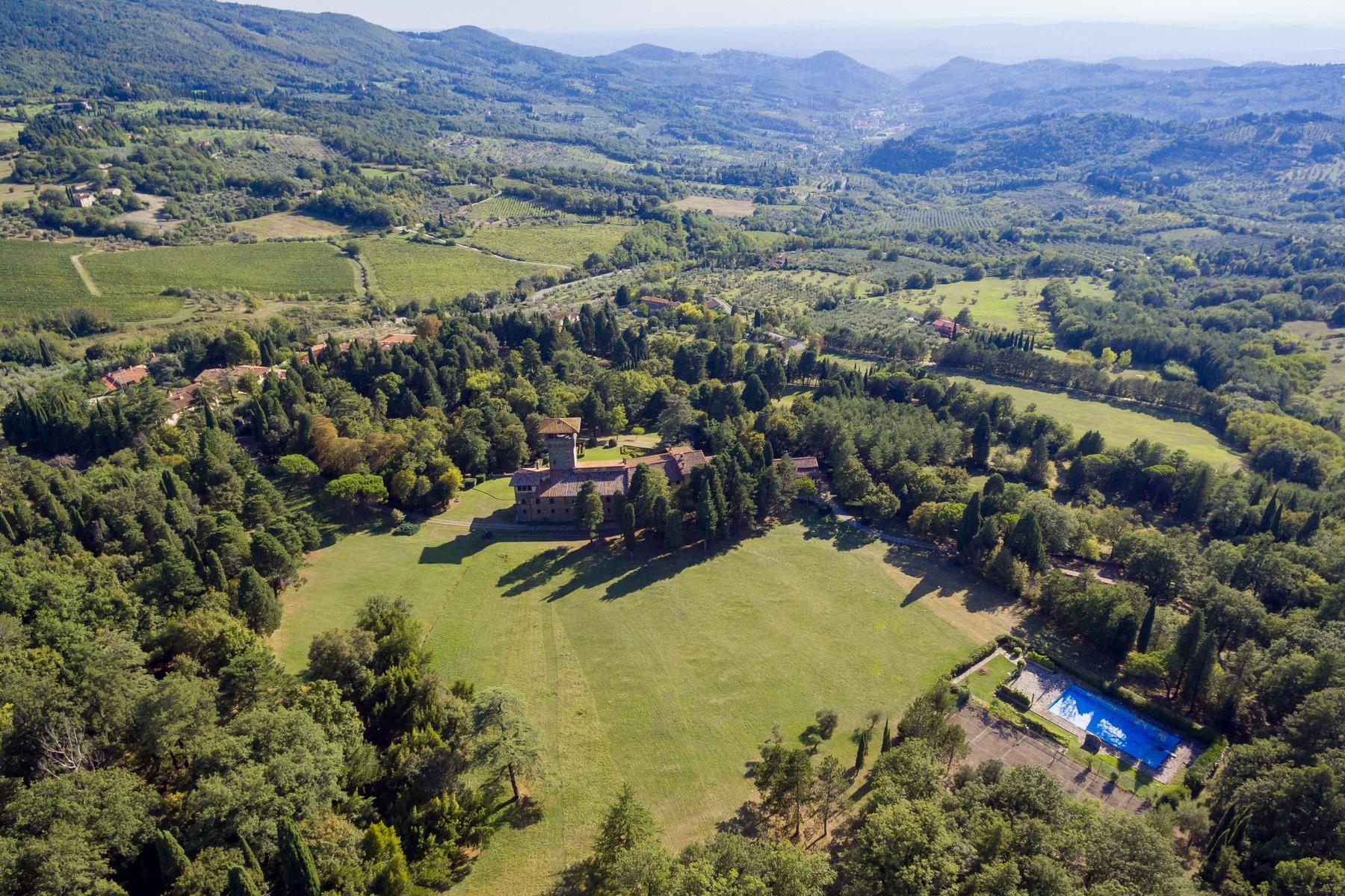 Villa in Vendita a Fiesole: 5 locali, 2200 mq - Foto 21