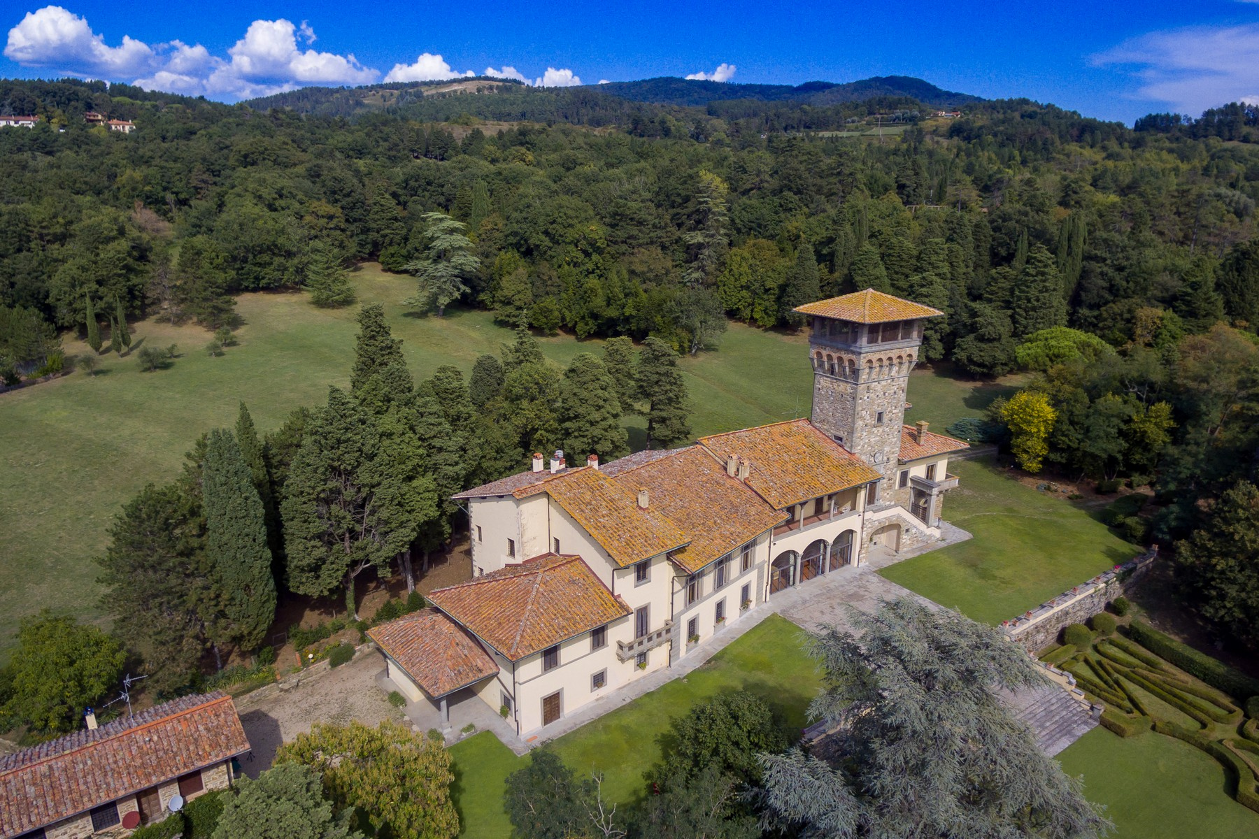 Villa in Vendita a Fiesole: 5 locali, 2200 mq - Foto 8