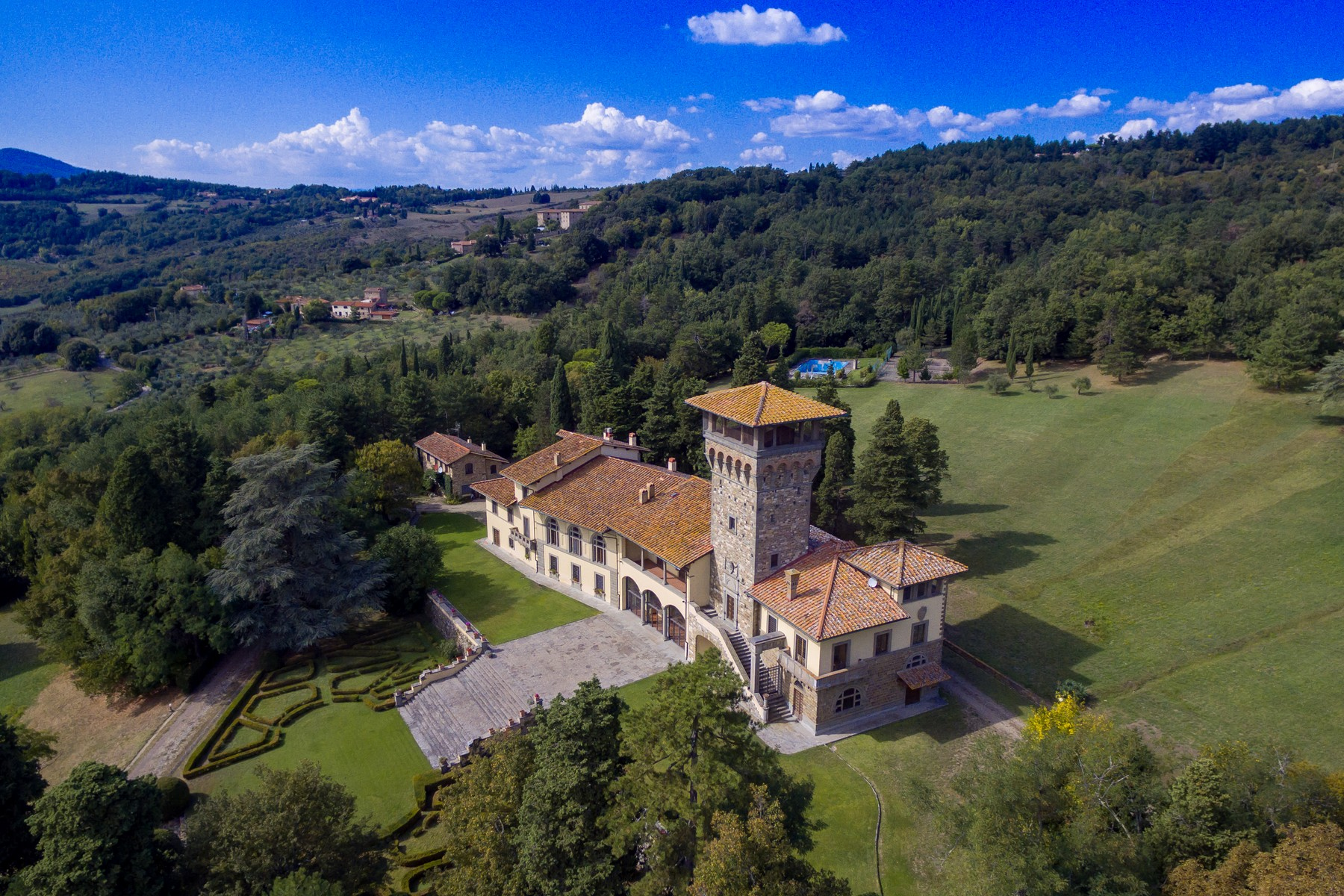 Villa in Vendita a Fiesole: 5 locali, 2200 mq - Foto 19