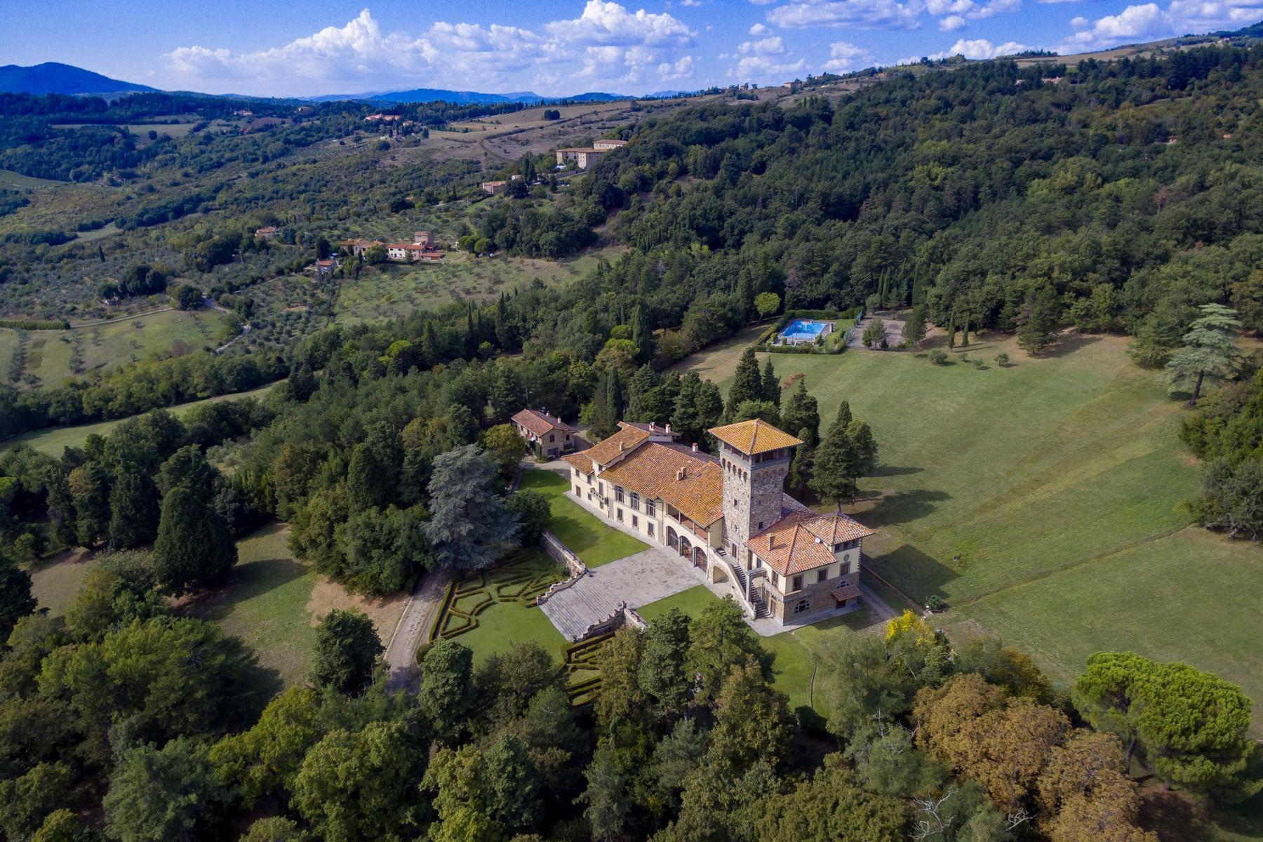 Villa in Vendita a Fiesole: 5 locali, 2200 mq - Foto 3