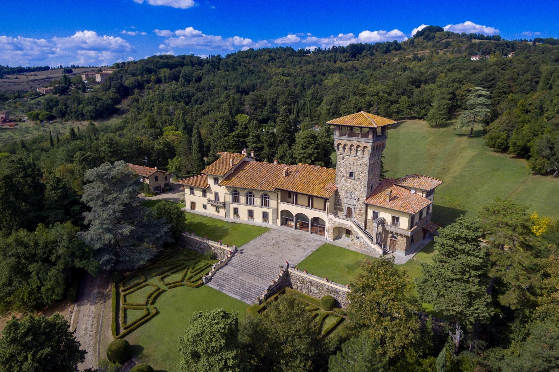Villa in Vendita a Fiesole: 5 locali, 2200 mq - Foto 4