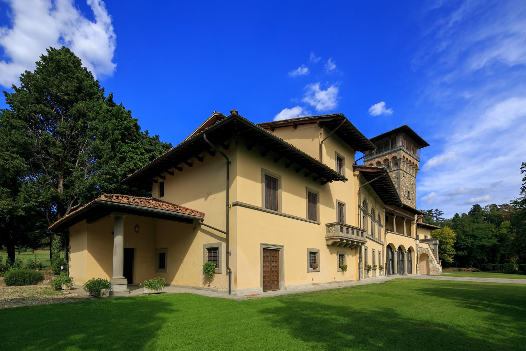Villa in Vendita a Fiesole: 5 locali, 2200 mq - Foto 14