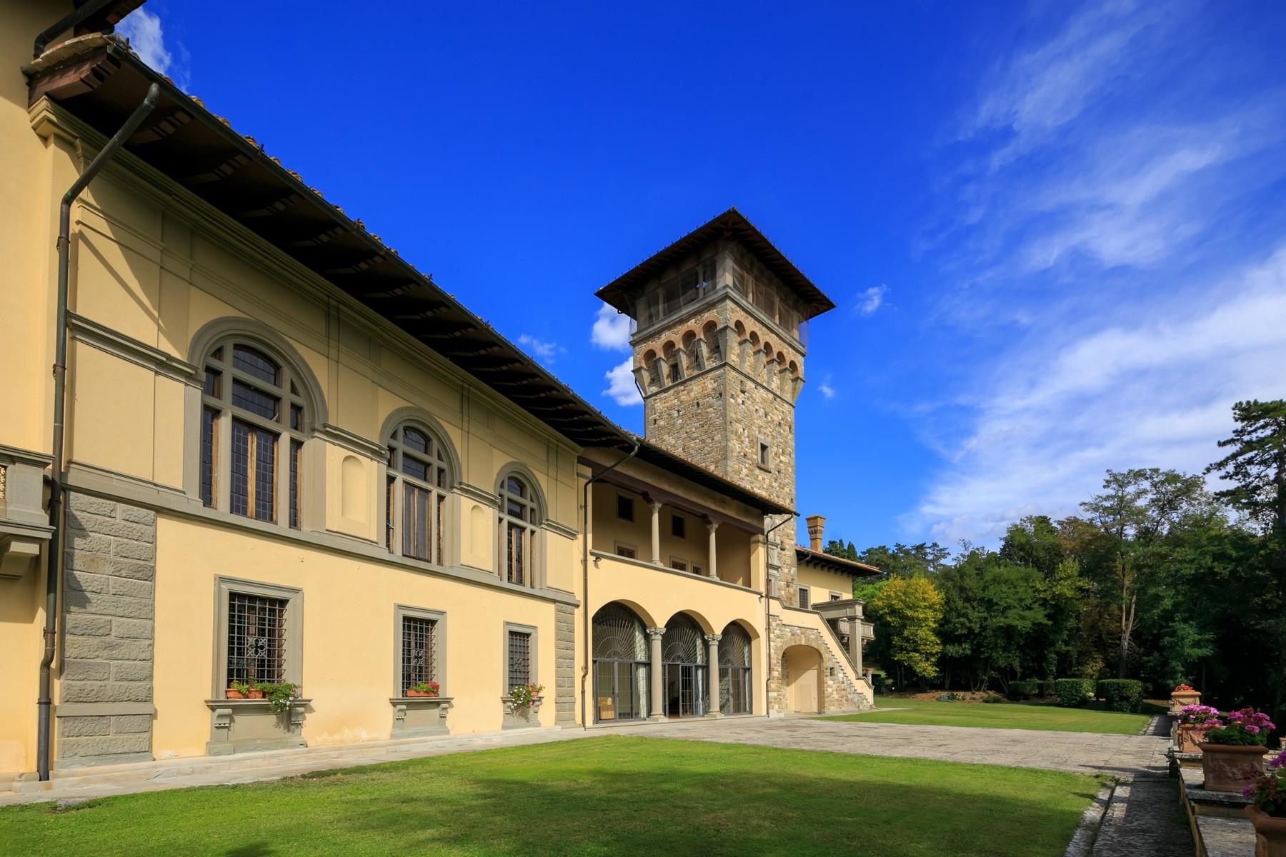 Villa in Vendita a Fiesole: 5 locali, 2200 mq - Foto 17