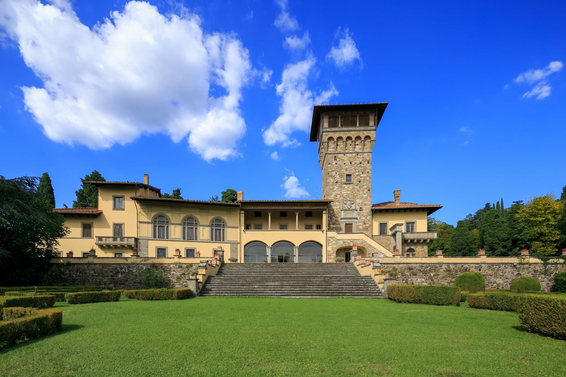 Villa in Vendita a Fiesole: 5 locali, 2200 mq - Foto 22