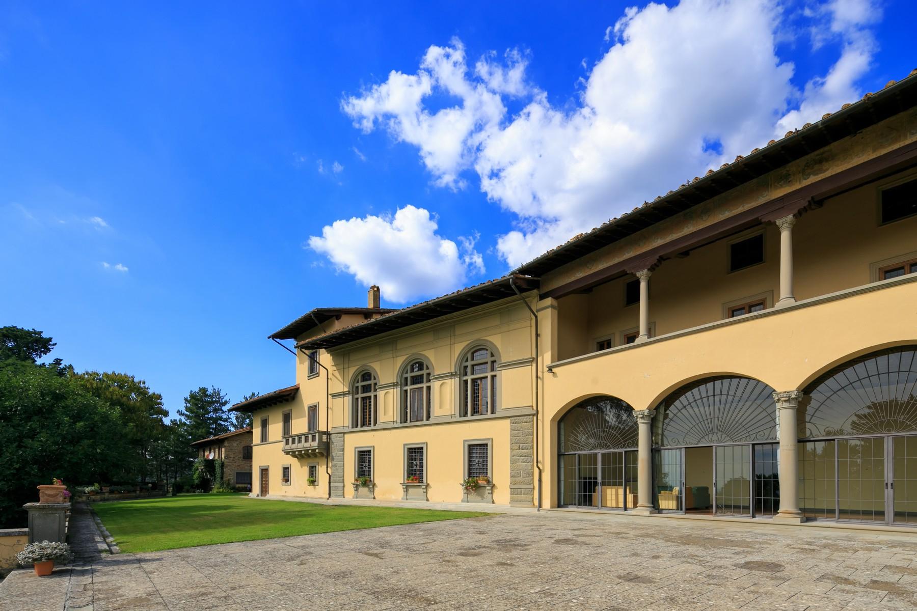 Villa in Vendita a Fiesole: 5 locali, 2200 mq - Foto 16