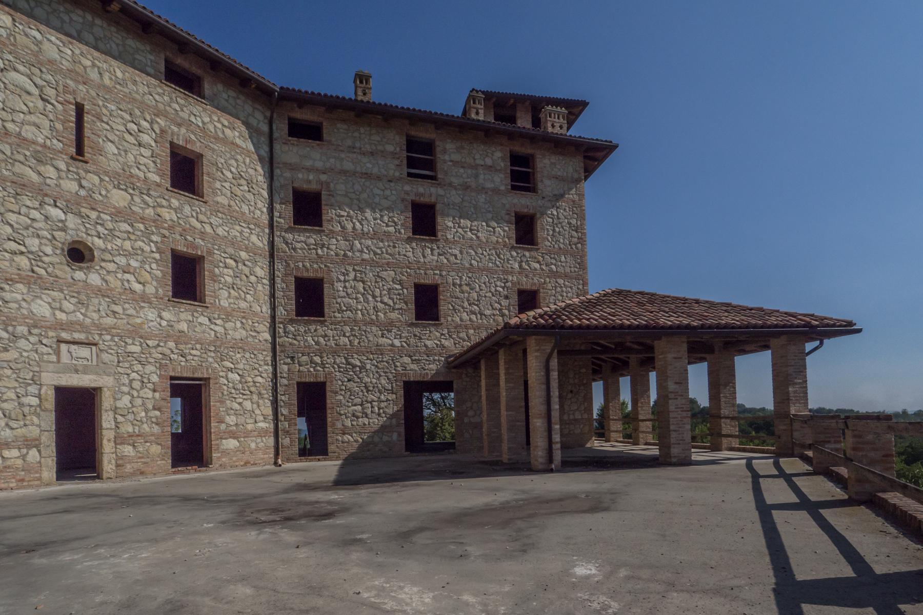Villa in Vendita a Odalengo Piccolo: 5 locali, 2000 mq - Foto 16