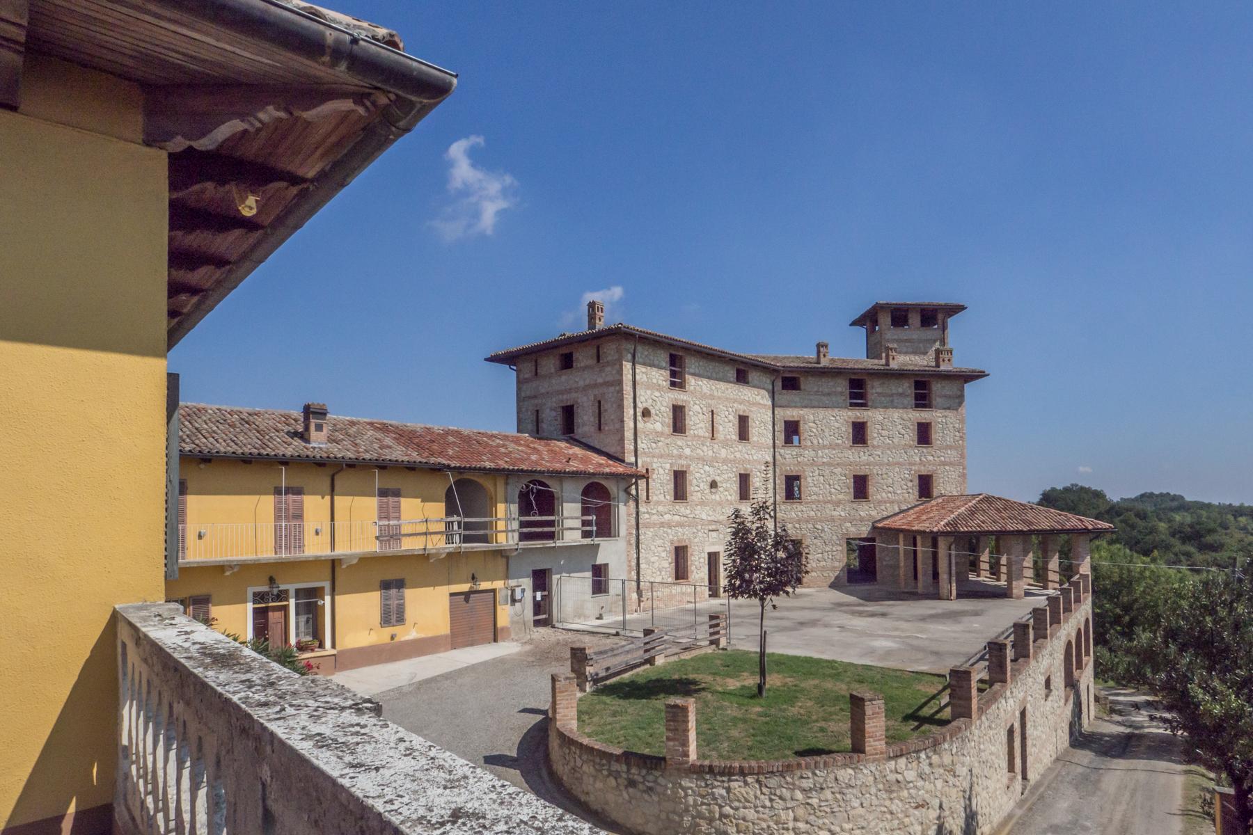 Villa in Vendita a Odalengo Piccolo: 5 locali, 2000 mq - Foto 17