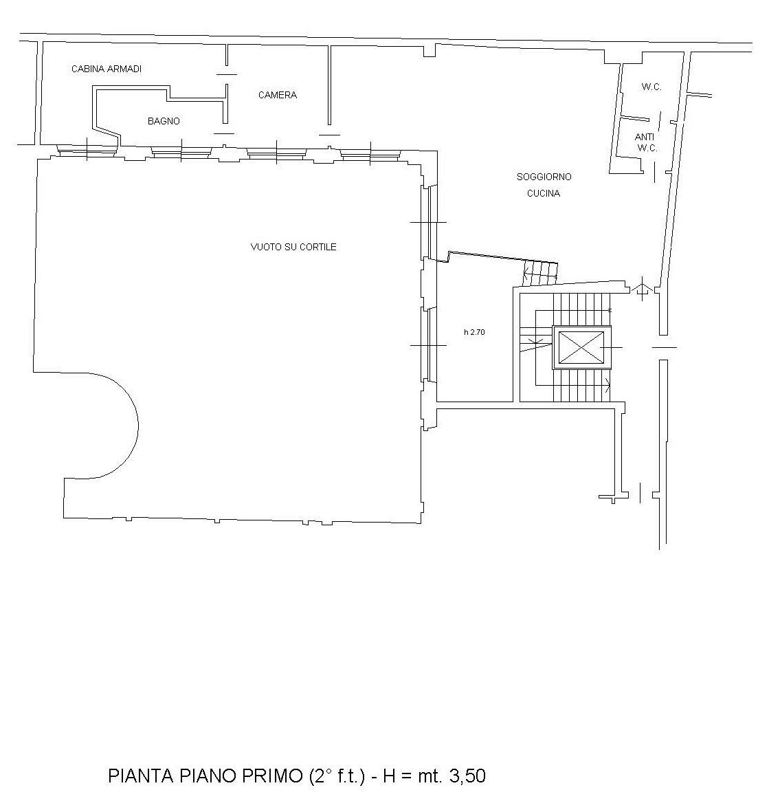 Appartamento in Vendita a Torino: 4 locali, 148 mq - Foto 21