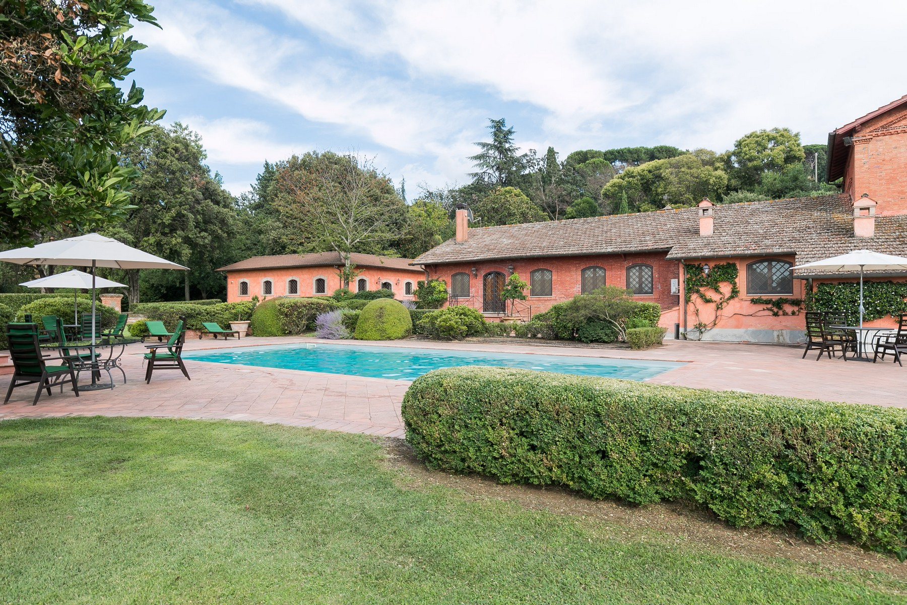 Villa in Affitto a Grottaferrata: 5 locali, 450 mq